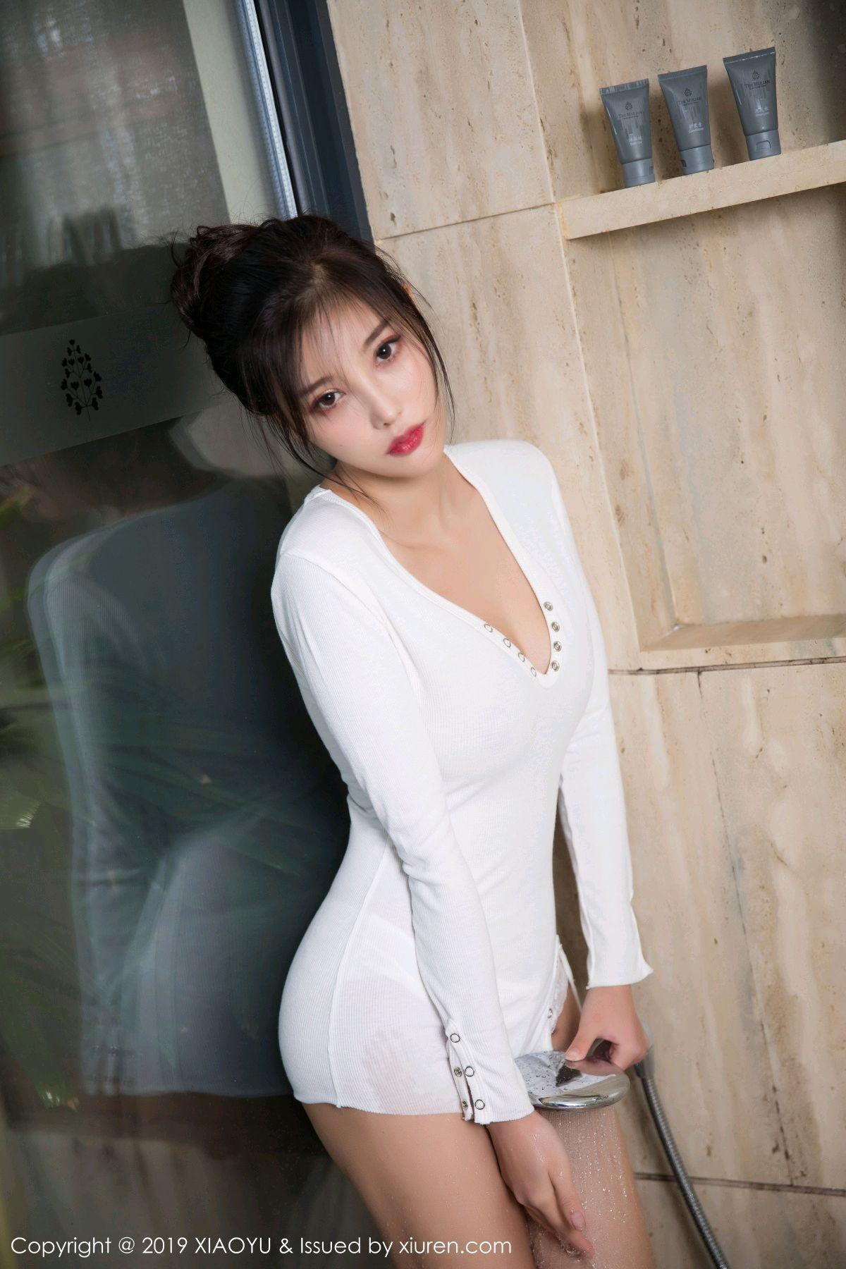 [XiaoYu] Vol.025 Yang Chen Chen 13P, Bathroom, Wet, XiaoYu, Yang Chen Chen