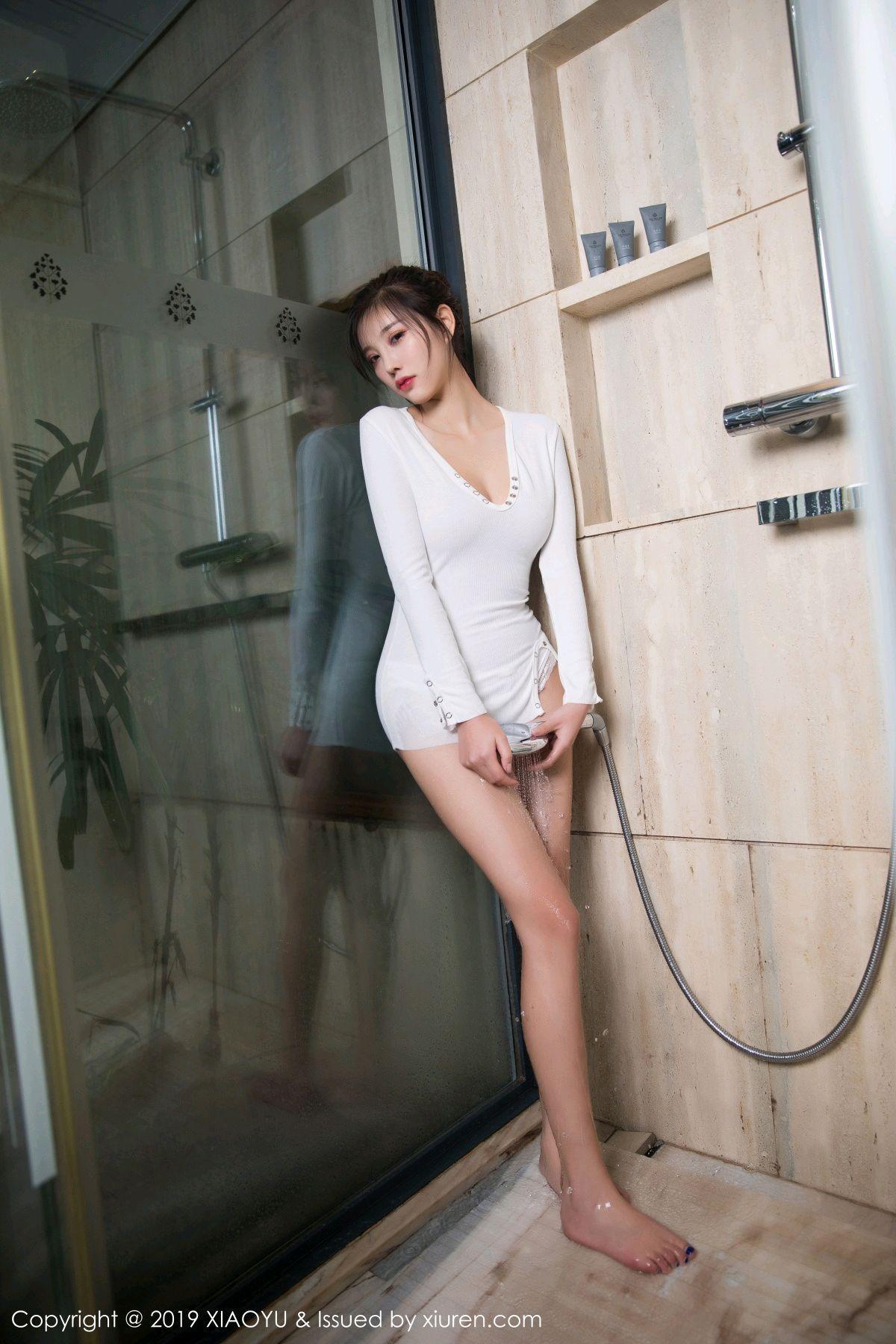 [XiaoYu] Vol.025 Yang Chen Chen 14P, Bathroom, Wet, XiaoYu, Yang Chen Chen