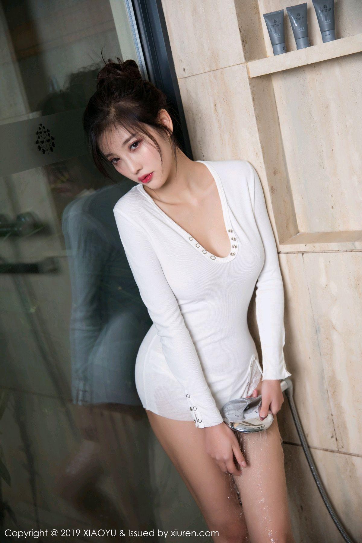 [XiaoYu] Vol.025 Yang Chen Chen 15P, Bathroom, Wet, XiaoYu, Yang Chen Chen