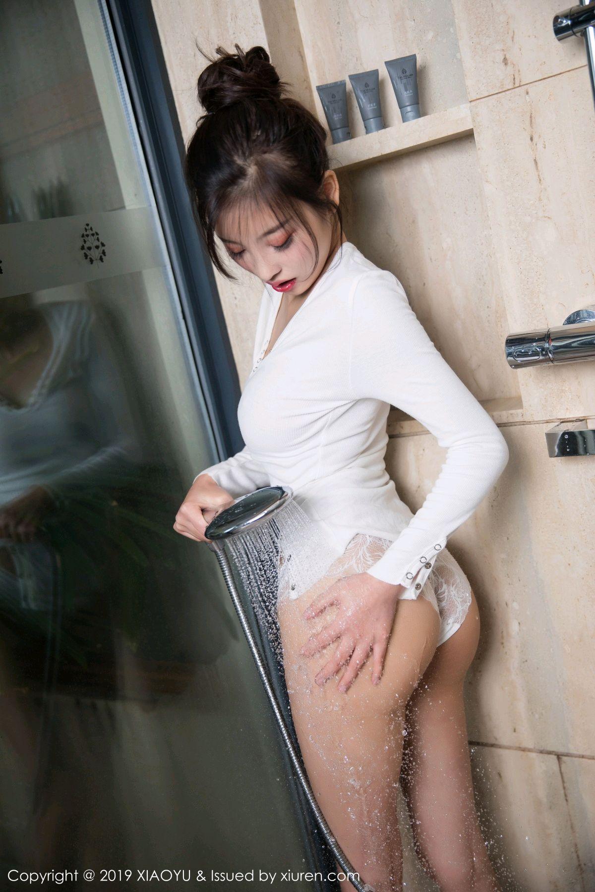 [XiaoYu] Vol.025 Yang Chen Chen 20P, Bathroom, Wet, XiaoYu, Yang Chen Chen