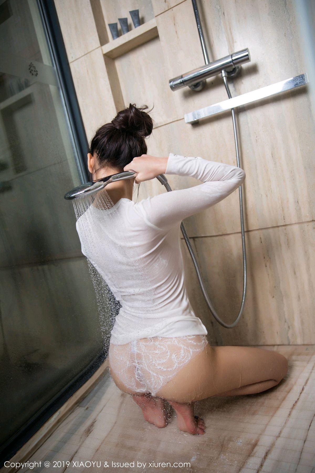 [XiaoYu] Vol.025 Yang Chen Chen 29P, Bathroom, Wet, XiaoYu, Yang Chen Chen