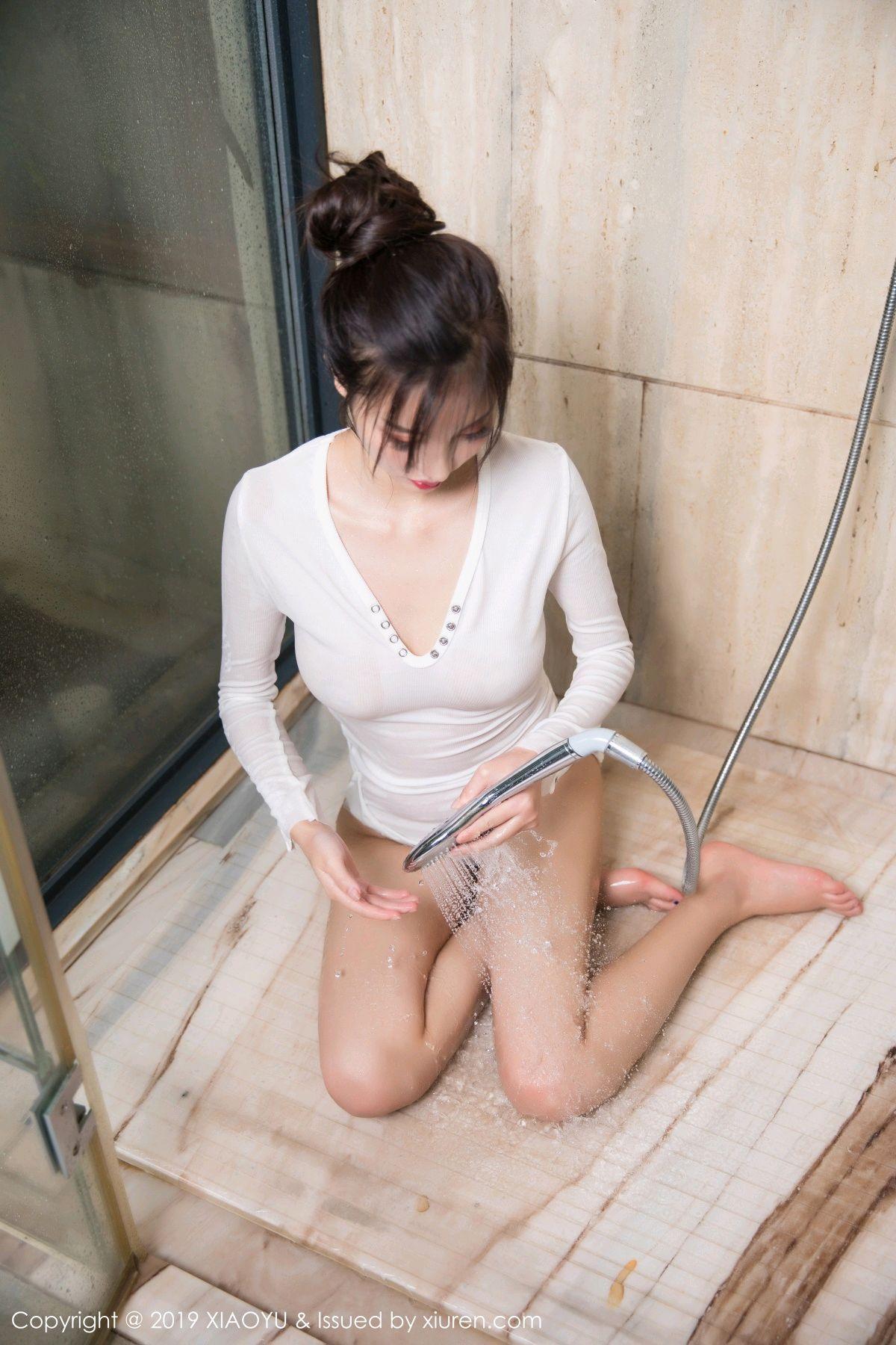 [XiaoYu] Vol.025 Yang Chen Chen 30P, Bathroom, Wet, XiaoYu, Yang Chen Chen