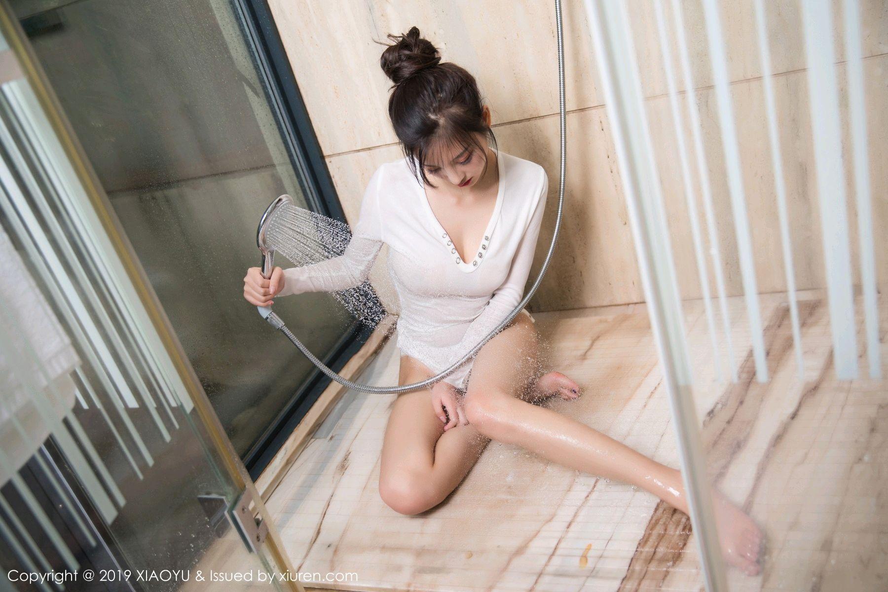 [XiaoYu] Vol.025 Yang Chen Chen 34P, Bathroom, Wet, XiaoYu, Yang Chen Chen