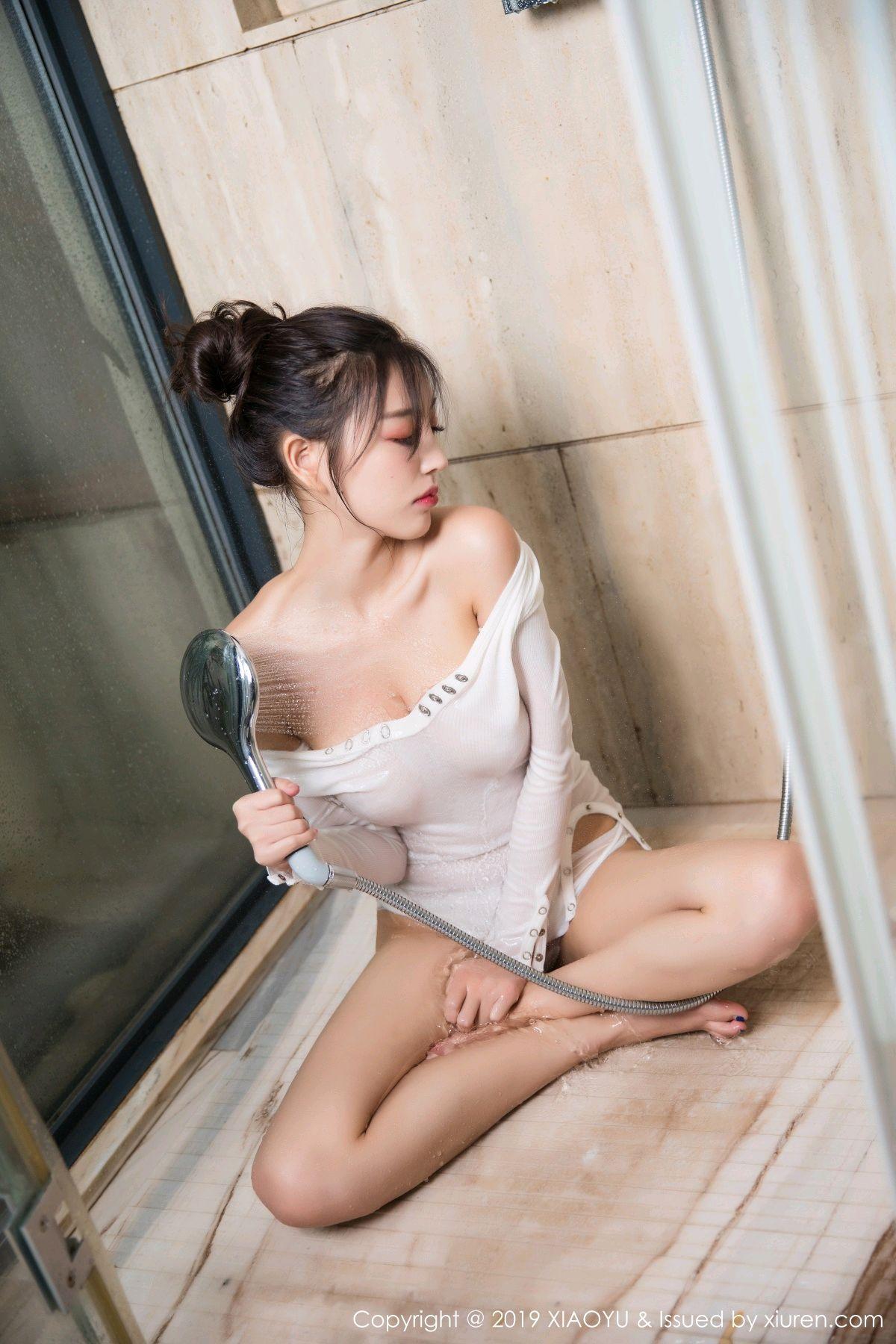 [XiaoYu] Vol.025 Yang Chen Chen 35P, Bathroom, Wet, XiaoYu, Yang Chen Chen