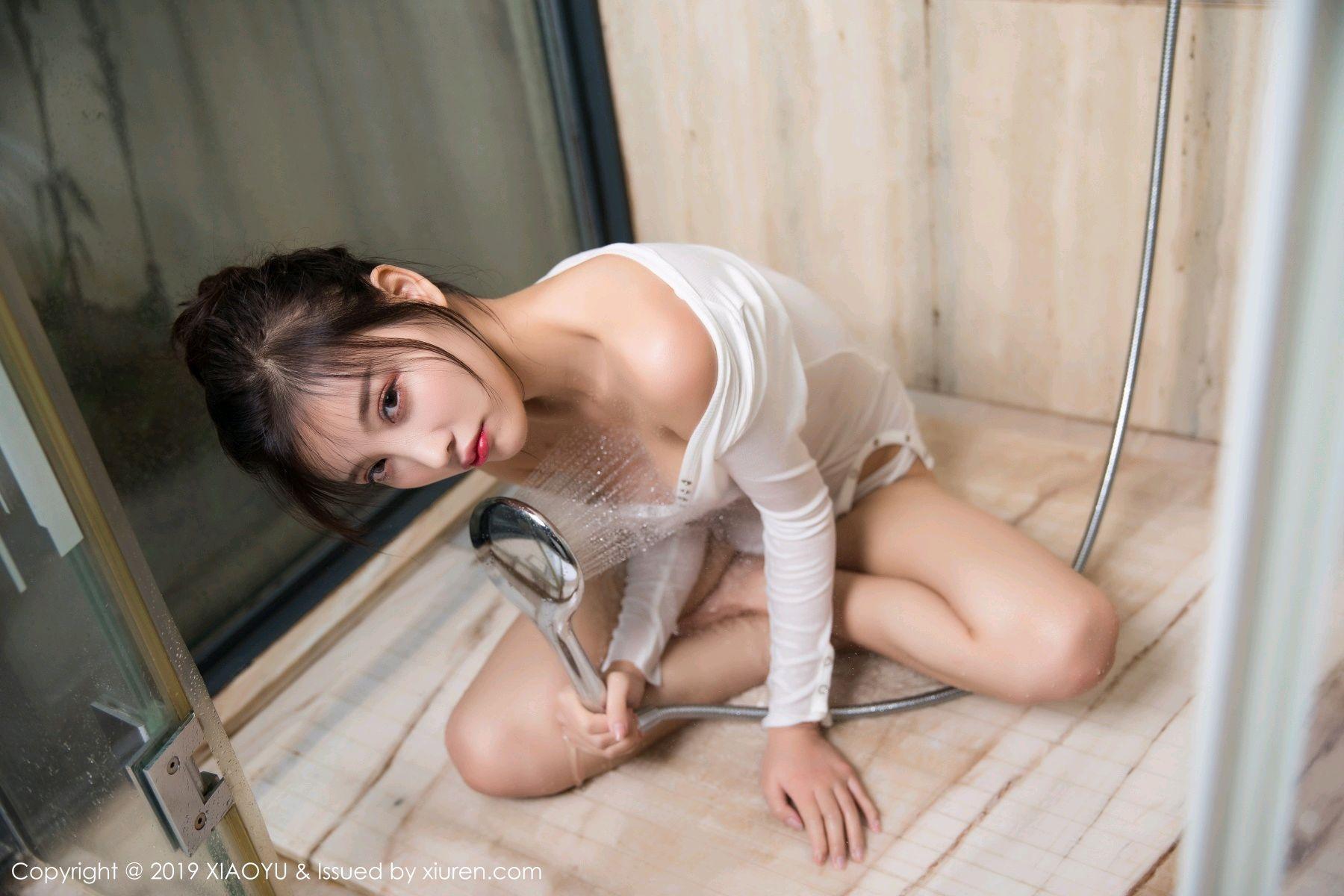 [XiaoYu] Vol.025 Yang Chen Chen 38P, Bathroom, Wet, XiaoYu, Yang Chen Chen