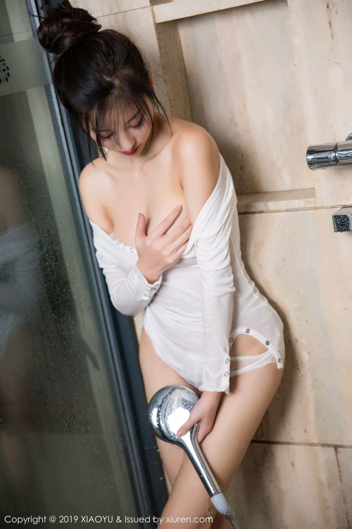 [XiaoYu] Vol.025 Yang Chen Chen 40P, Bathroom, Wet, XiaoYu, Yang Chen Chen