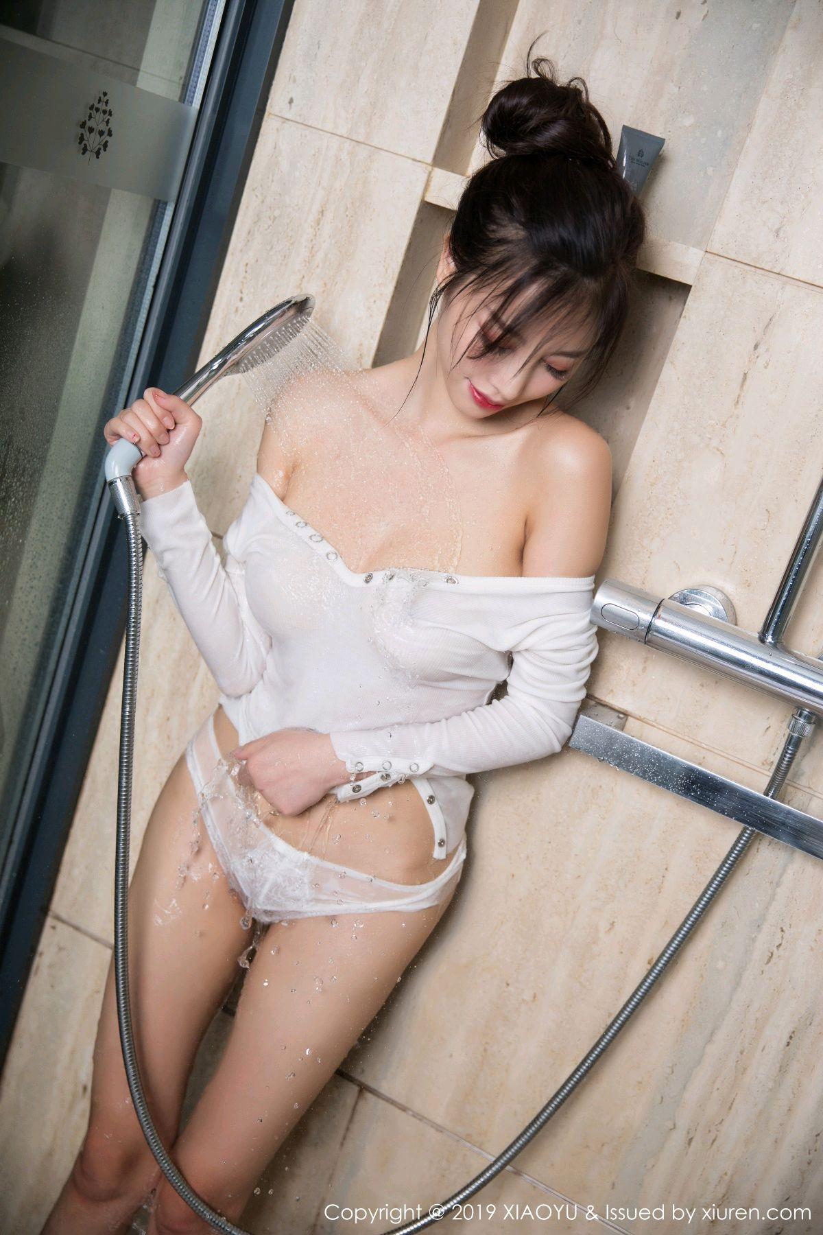 [XiaoYu] Vol.025 Yang Chen Chen 46P, Bathroom, Wet, XiaoYu, Yang Chen Chen