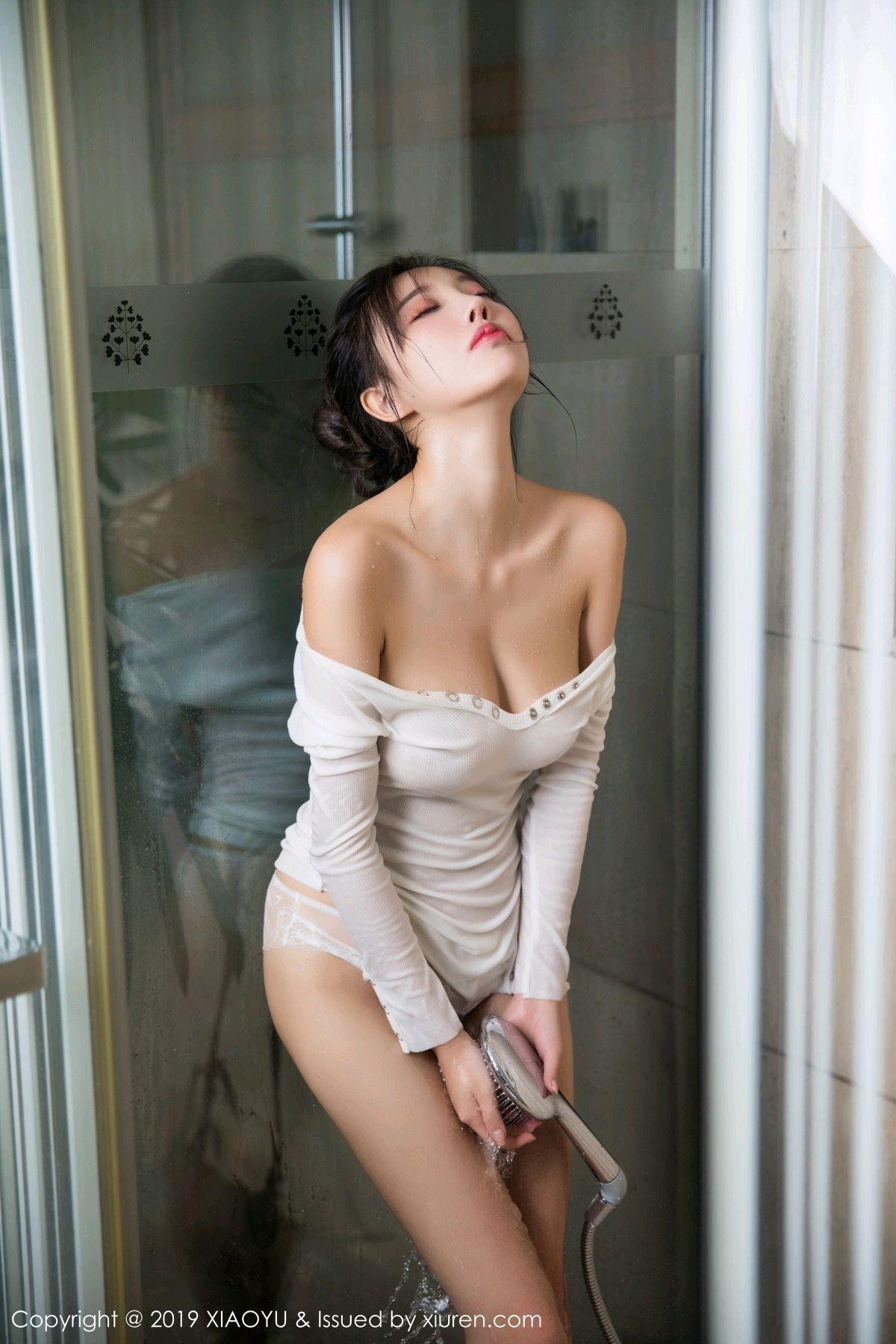 [XiaoYu] Vol.025 Yang Chen Chen 47P, Bathroom, Wet, XiaoYu, Yang Chen Chen