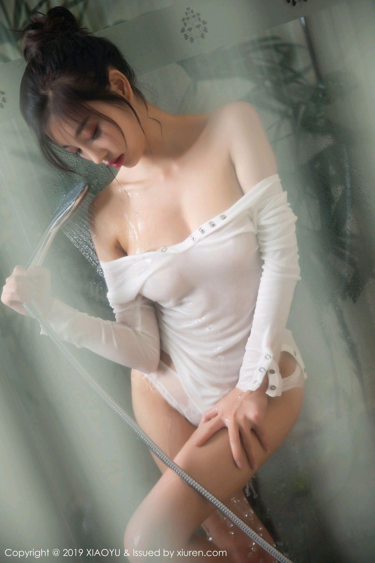 [XiaoYu] Vol.025 Yang Chen Chen 49P, Bathroom, Wet, XiaoYu, Yang Chen Chen