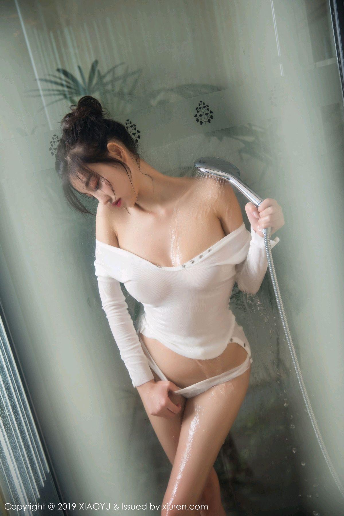 [XiaoYu] Vol.025 Yang Chen Chen 53P, Bathroom, Wet, XiaoYu, Yang Chen Chen