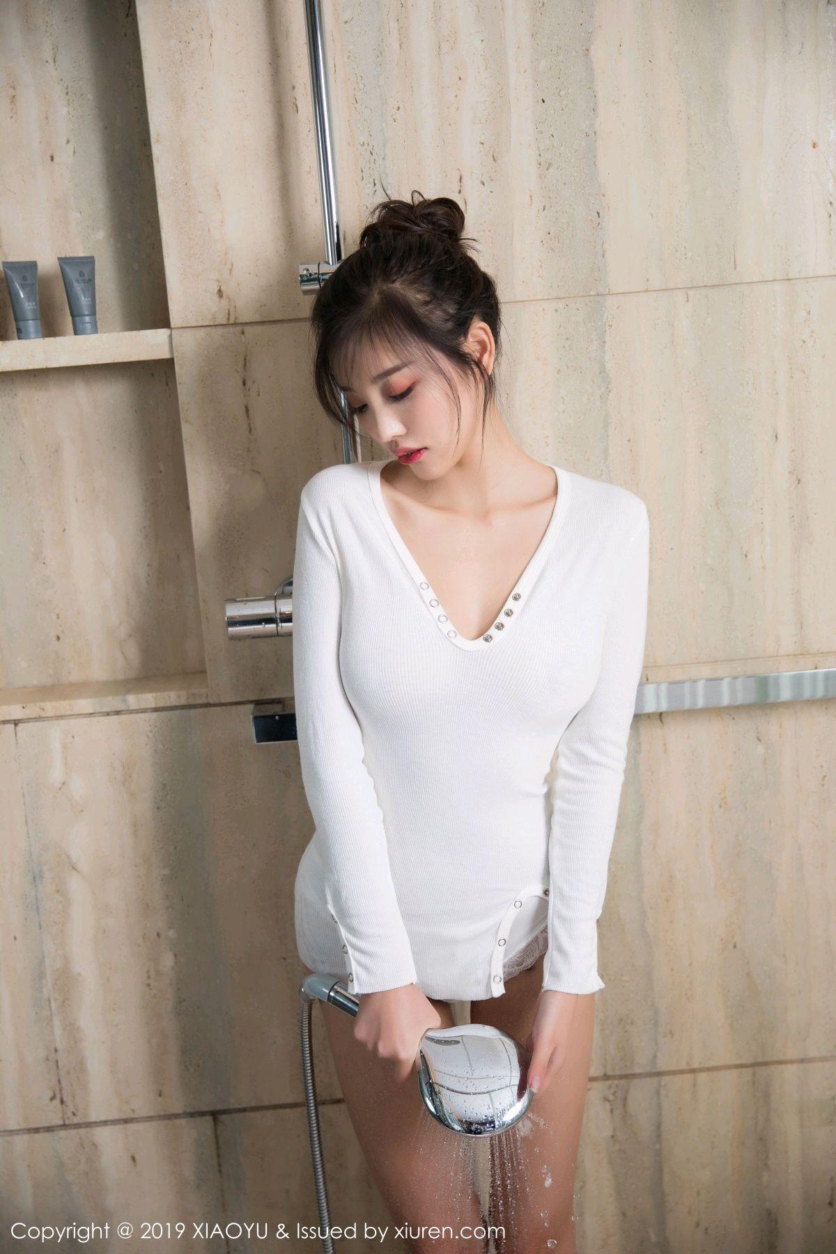 [XiaoYu] Vol.025 Yang Chen Chen 9P, Bathroom, Wet, XiaoYu, Yang Chen Chen