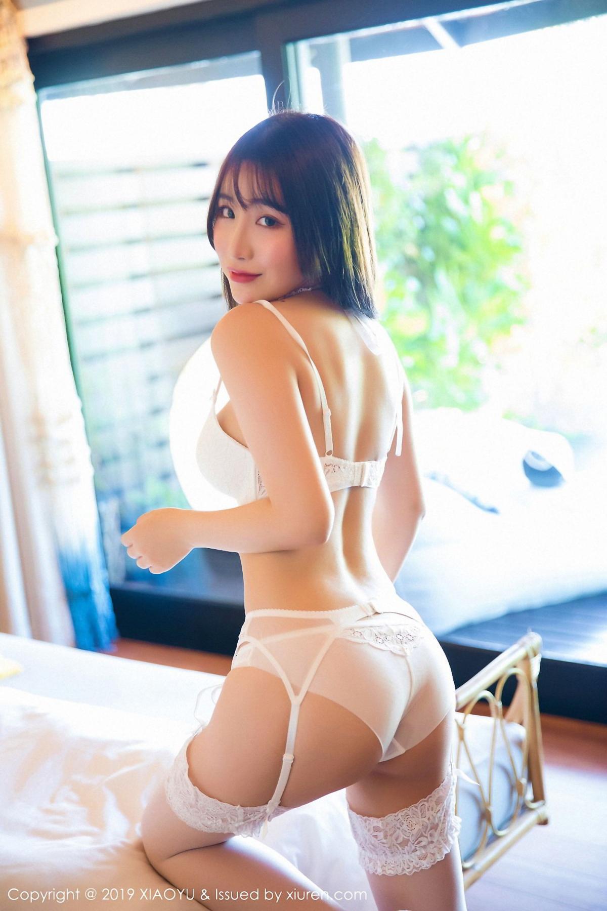 [XiaoYu] Vol.027 Xie Zhi Xin 28P, Bathroom, Underwear, XiaoYu, Xie Zhi Xin