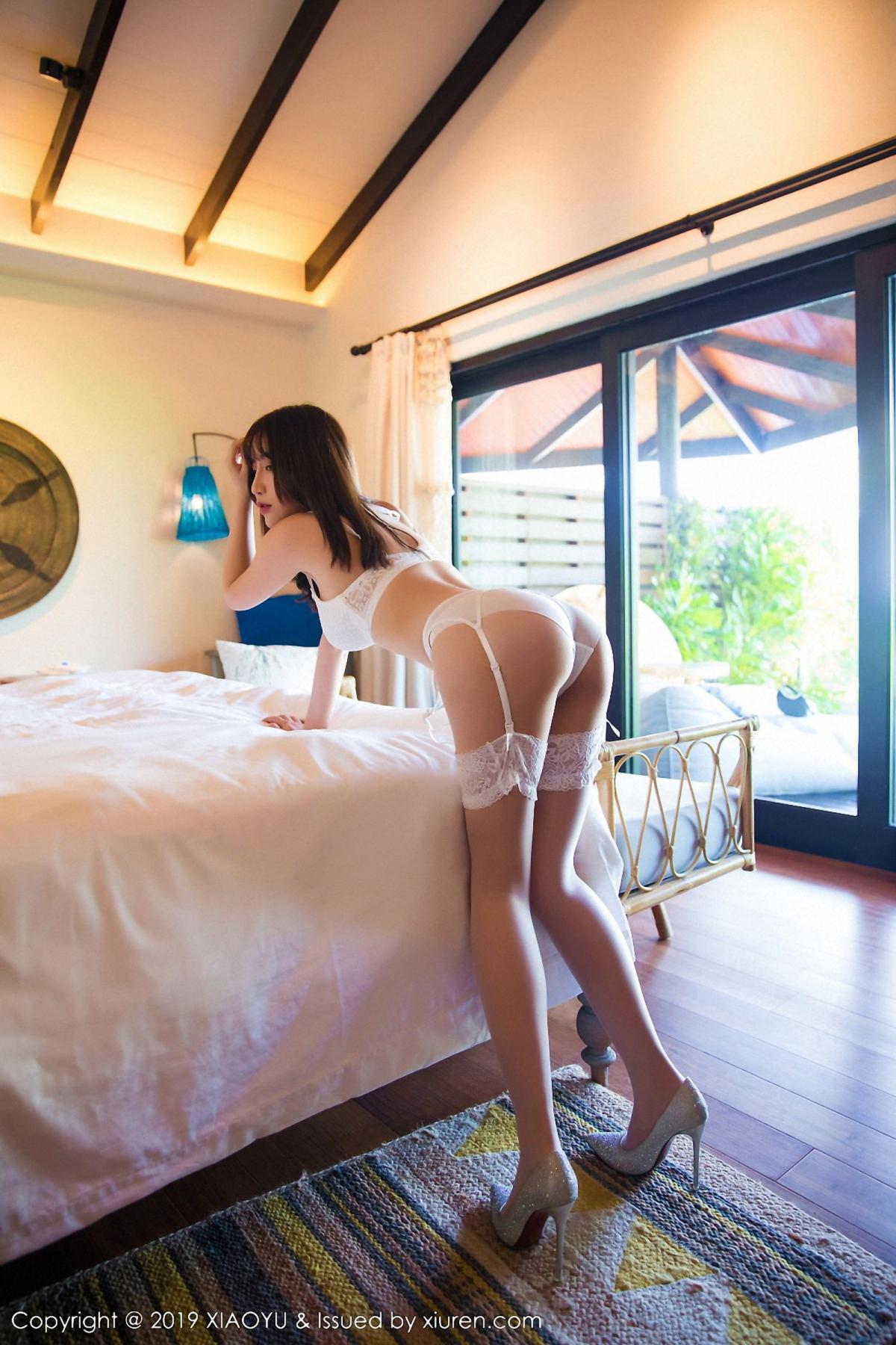 [XiaoYu] Vol.027 Xie Zhi Xin 33P, Bathroom, Underwear, XiaoYu, Xie Zhi Xin