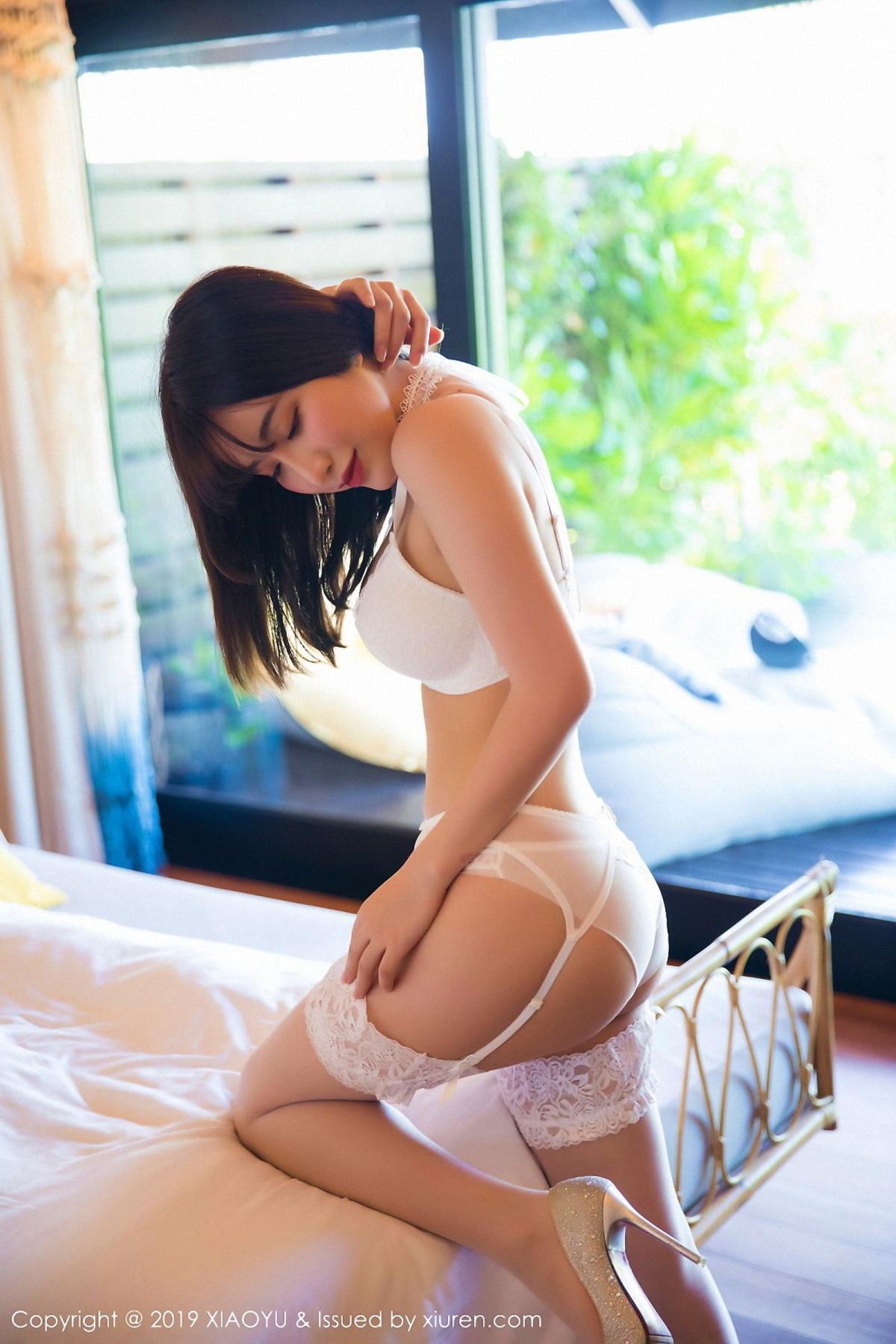 [XiaoYu] Vol.027 Xie Zhi Xin 34P, Bathroom, Underwear, XiaoYu, Xie Zhi Xin