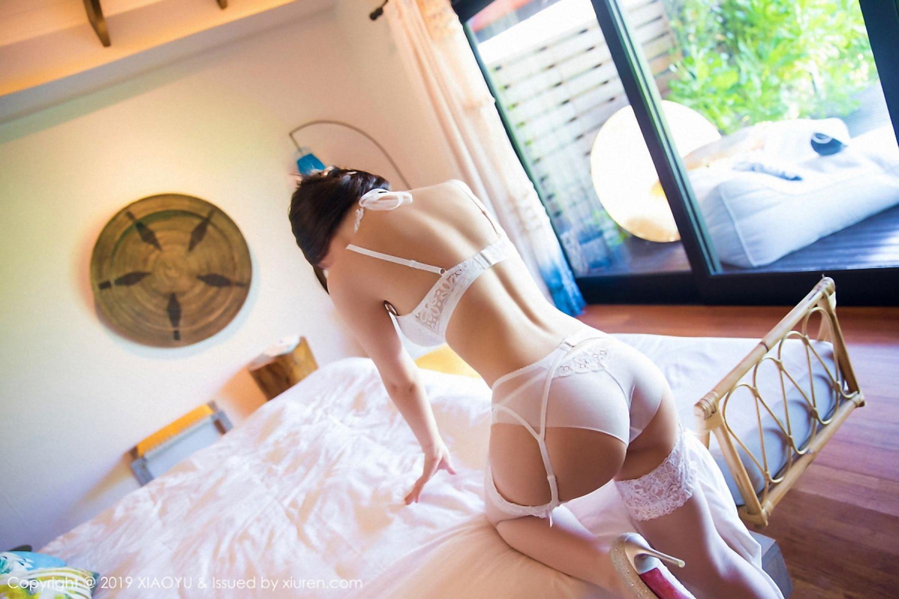 [XiaoYu] Vol.027 Xie Zhi Xin 36P, Bathroom, Underwear, XiaoYu, Xie Zhi Xin