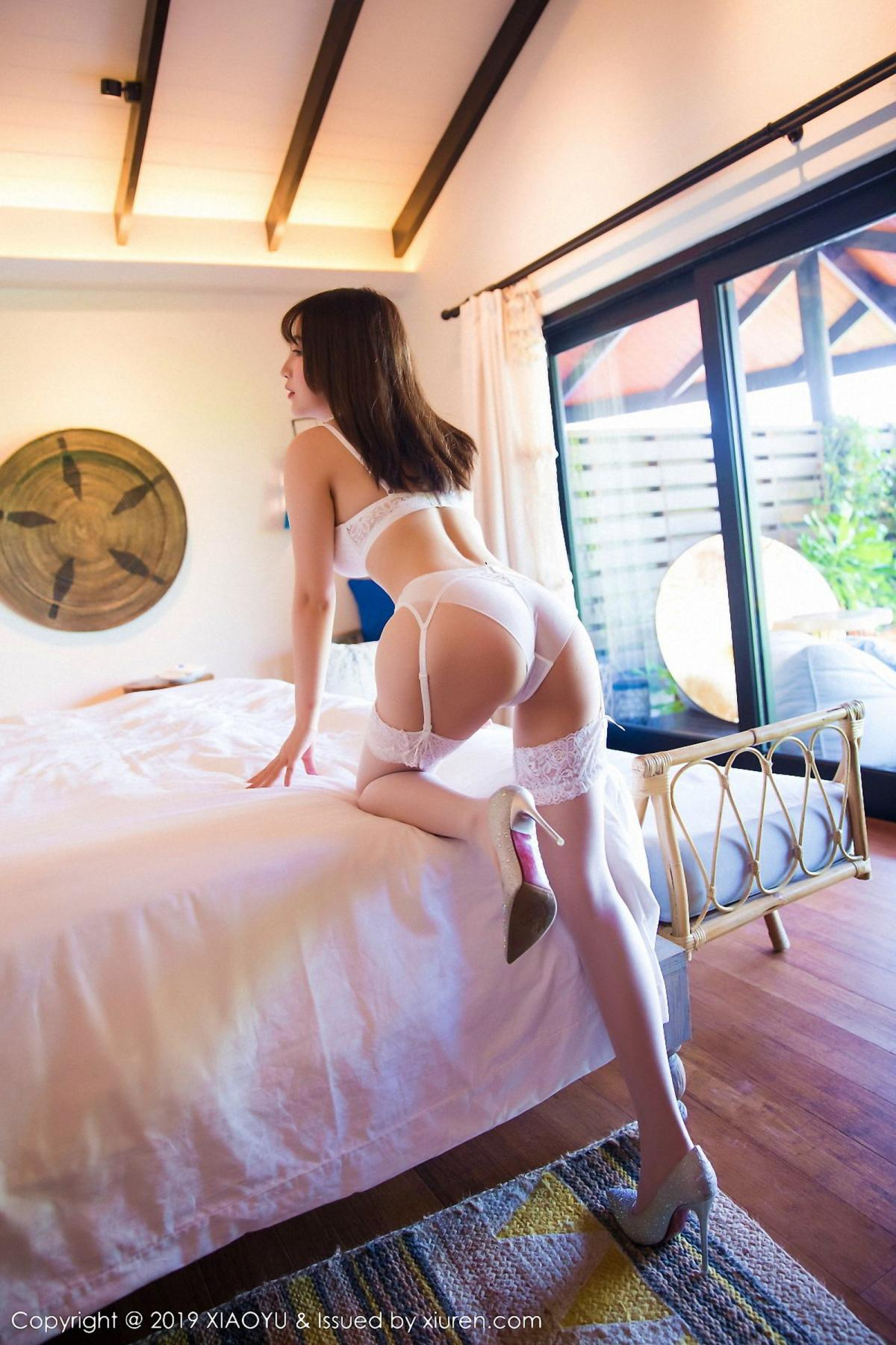 [XiaoYu] Vol.027 Xie Zhi Xin 39P, Bathroom, Underwear, XiaoYu, Xie Zhi Xin