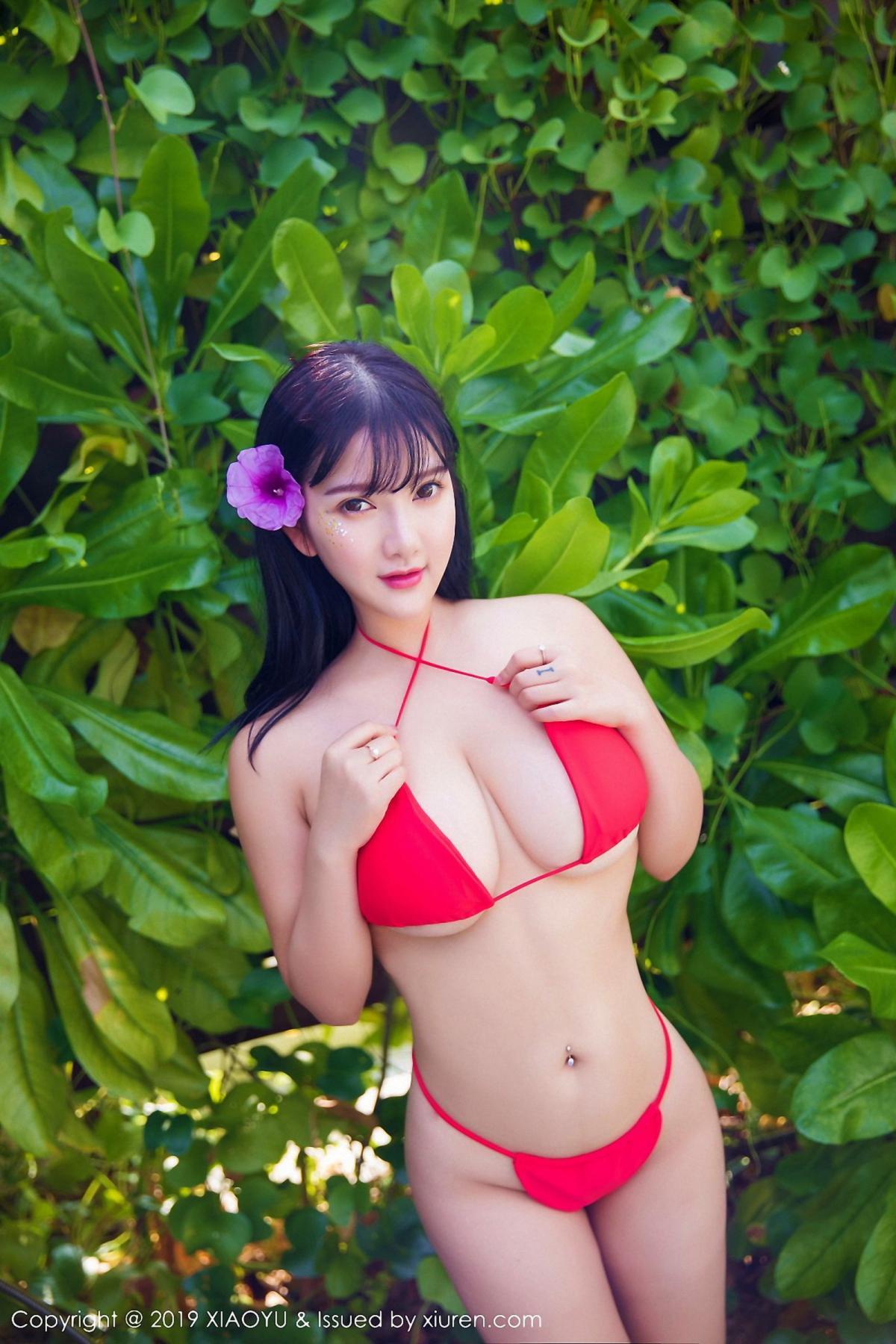 [XiaoYu] Vol.029 Lu Lu Xiao Miao 11P, Bikini, Lu Lu Xiao Miao, Wet, XiaoYu