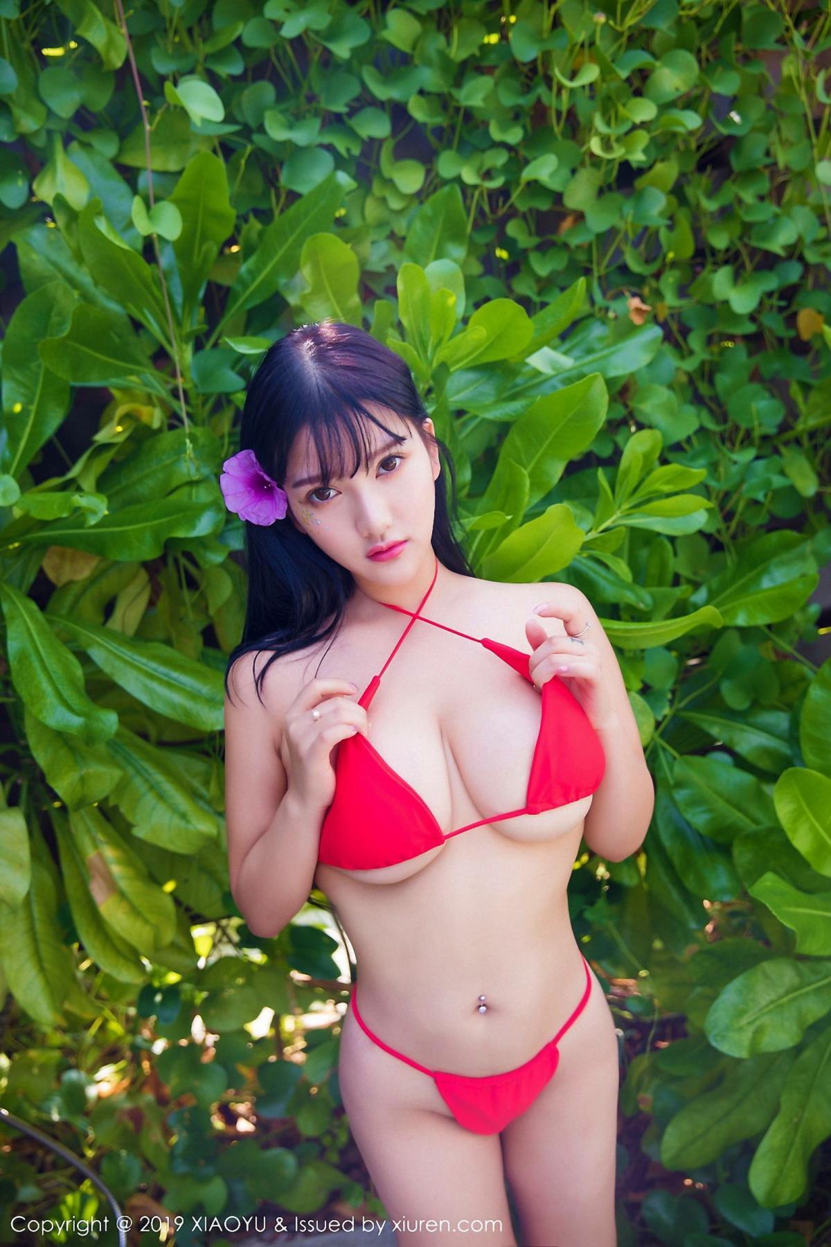 [XiaoYu] Vol.029 Lu Lu Xiao Miao 12P, Bikini, Lu Lu Xiao Miao, Wet, XiaoYu