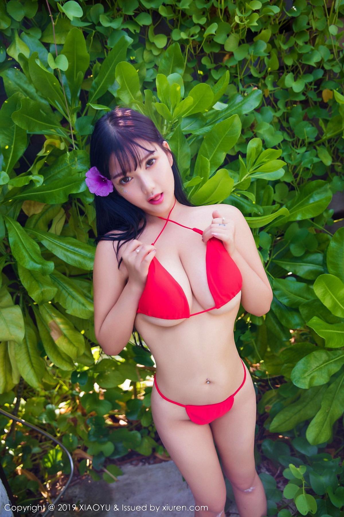 [XiaoYu] Vol.029 Lu Lu Xiao Miao 13P, Bikini, Lu Lu Xiao Miao, Wet, XiaoYu