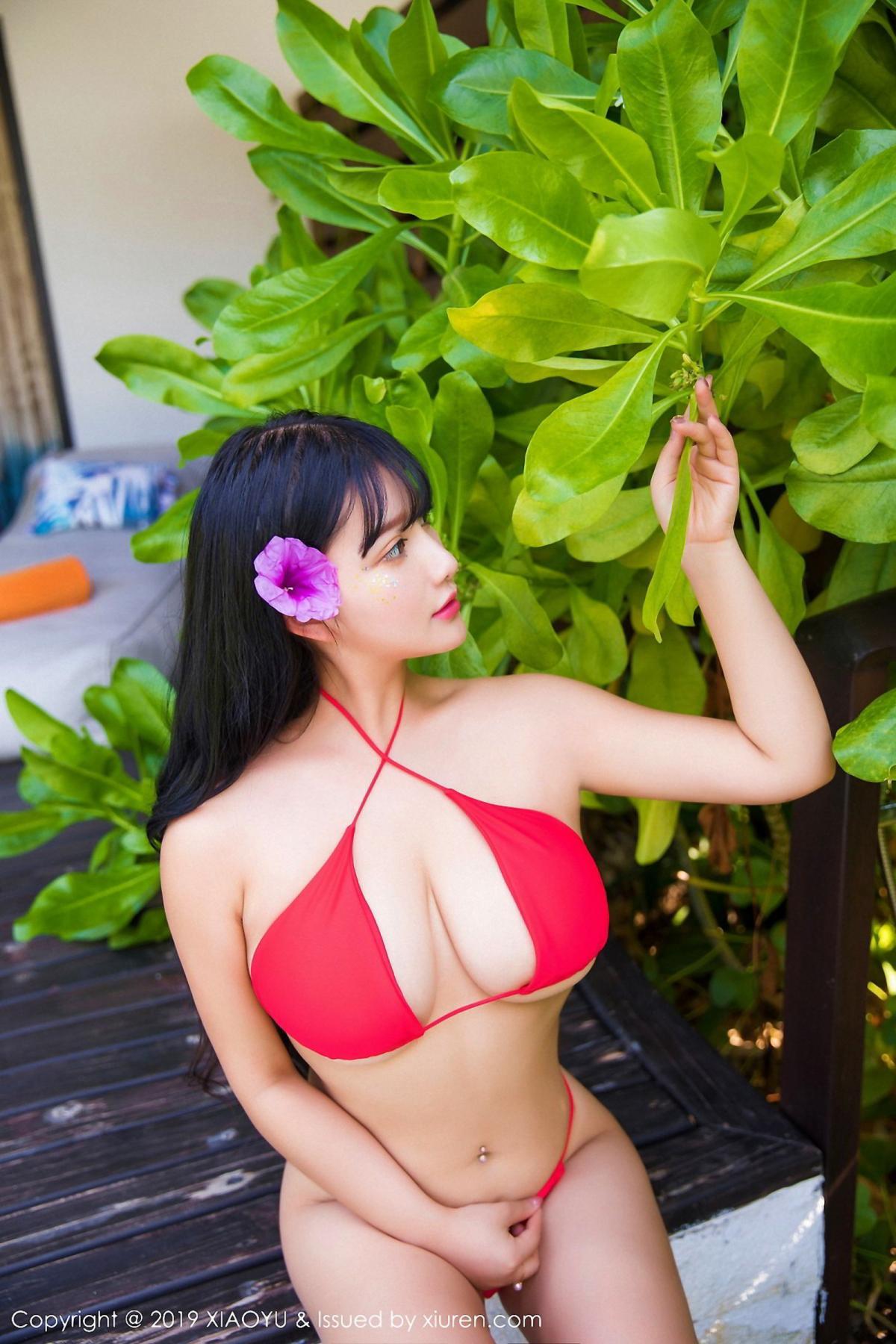 [XiaoYu] Vol.029 Lu Lu Xiao Miao 20P, Bikini, Lu Lu Xiao Miao, Wet, XiaoYu