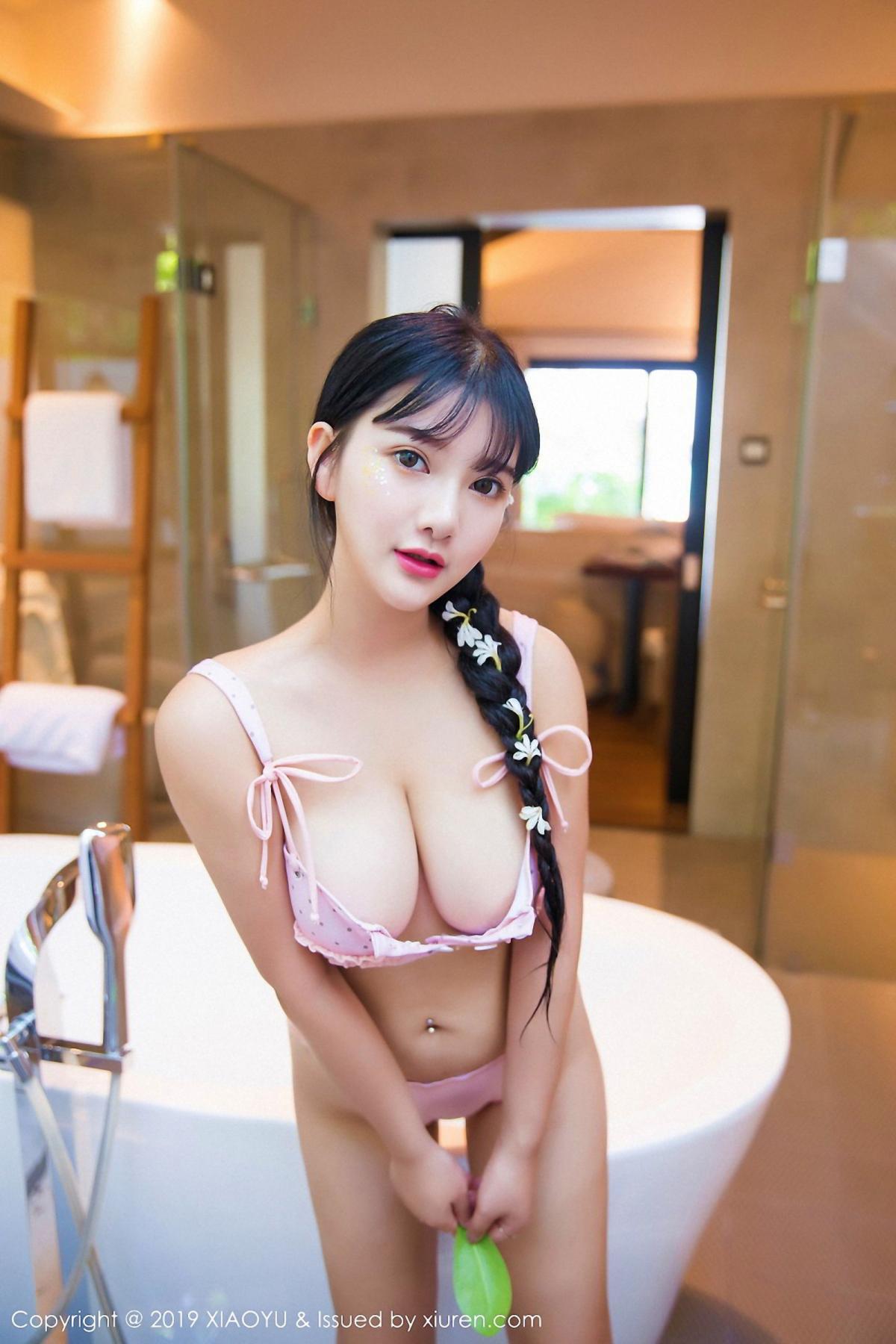 [XiaoYu] Vol.029 Lu Lu Xiao Miao 41P, Bikini, Lu Lu Xiao Miao, Wet, XiaoYu