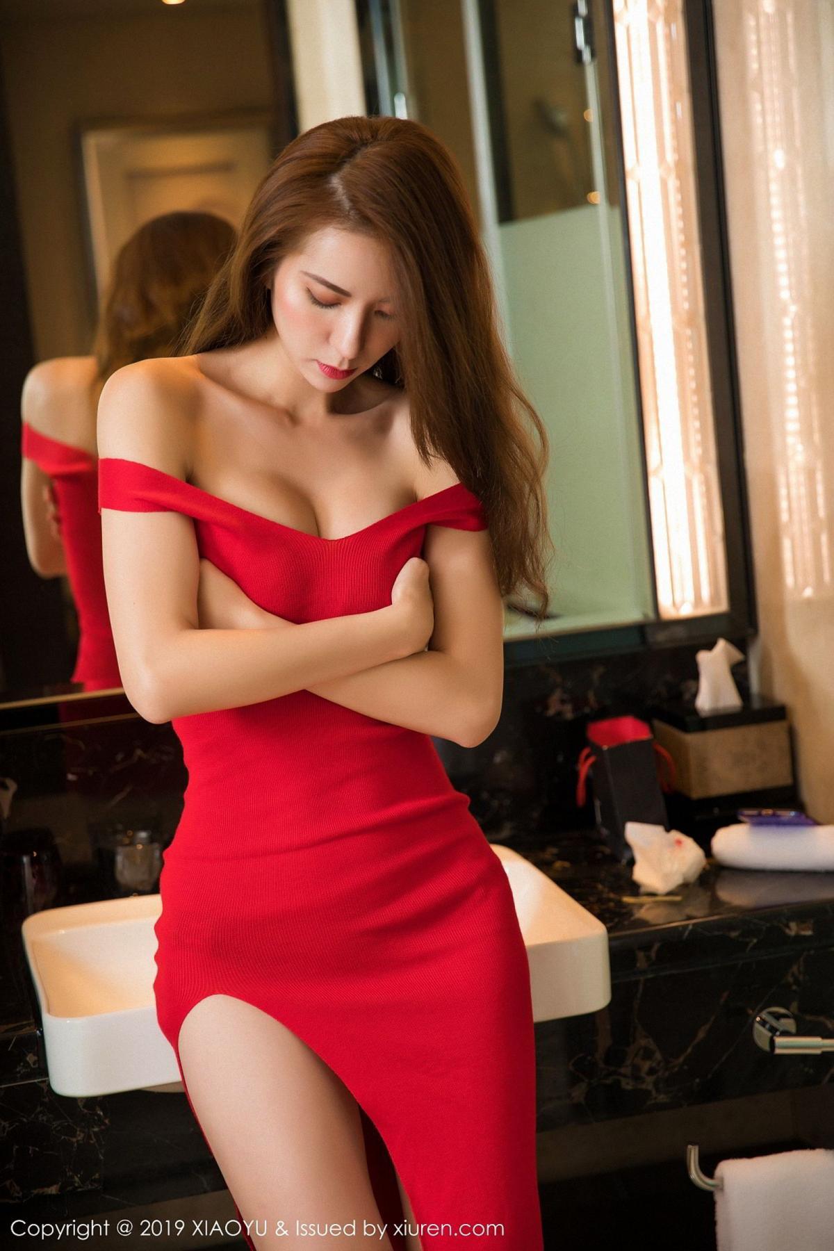 [XiaoYu] Vol.033 Chen Liang Ling 11P, Chen Liang Ling, Tall, Underwear, XiaoYu