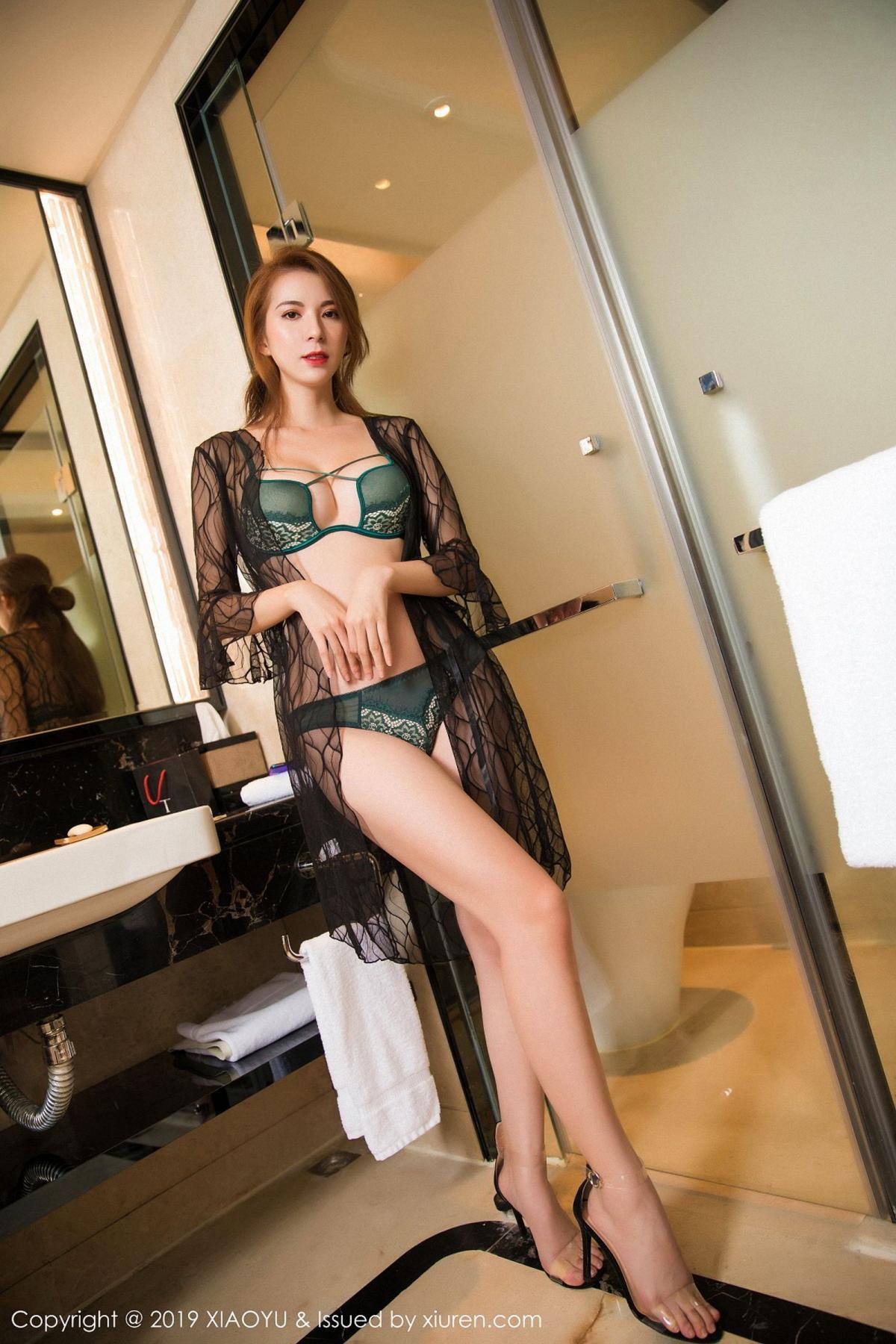 [XiaoYu] Vol.033 Chen Liang Ling 21P, Chen Liang Ling, Tall, Underwear, XiaoYu