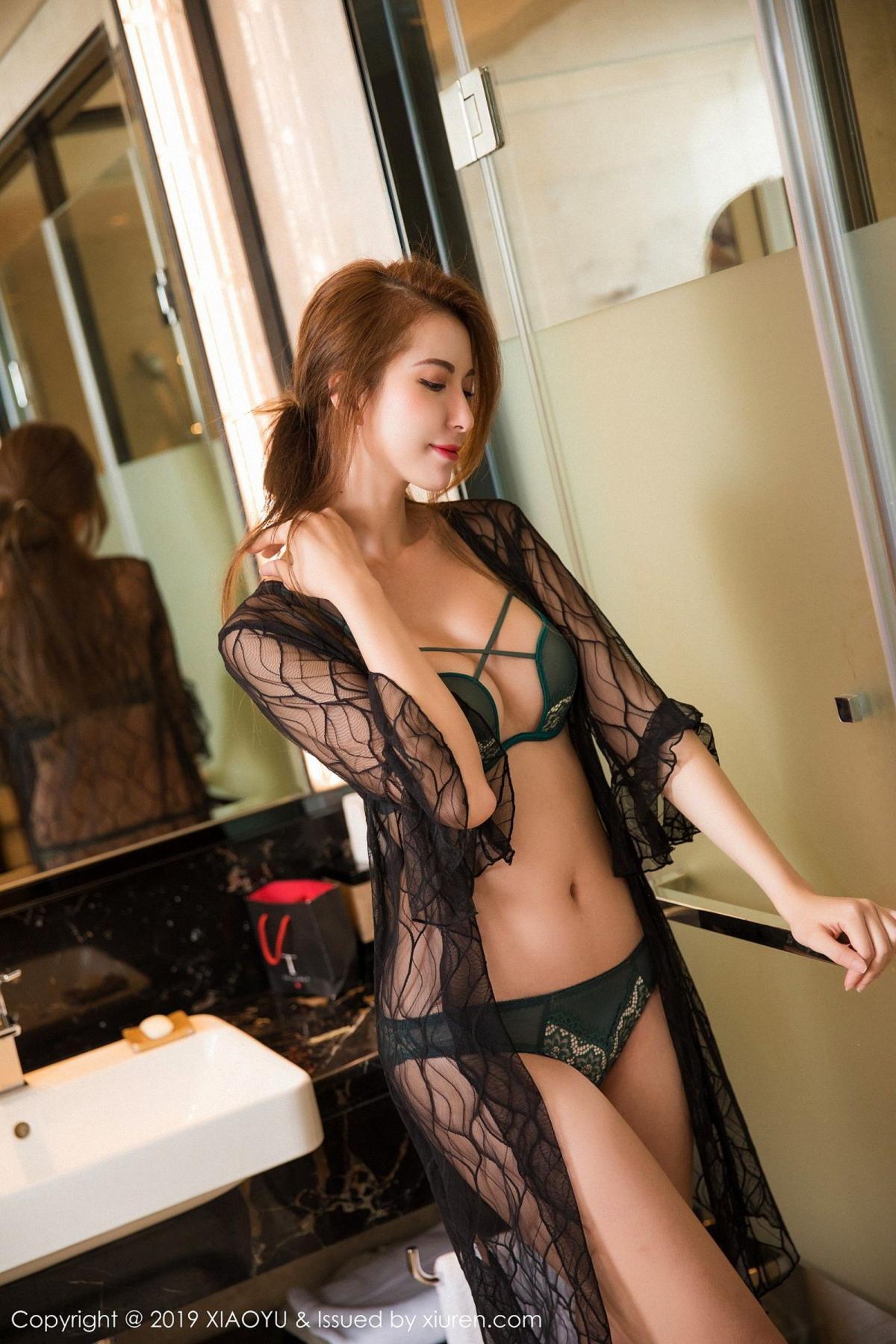 [XiaoYu] Vol.033 Chen Liang Ling 22P, Chen Liang Ling, Tall, Underwear, XiaoYu