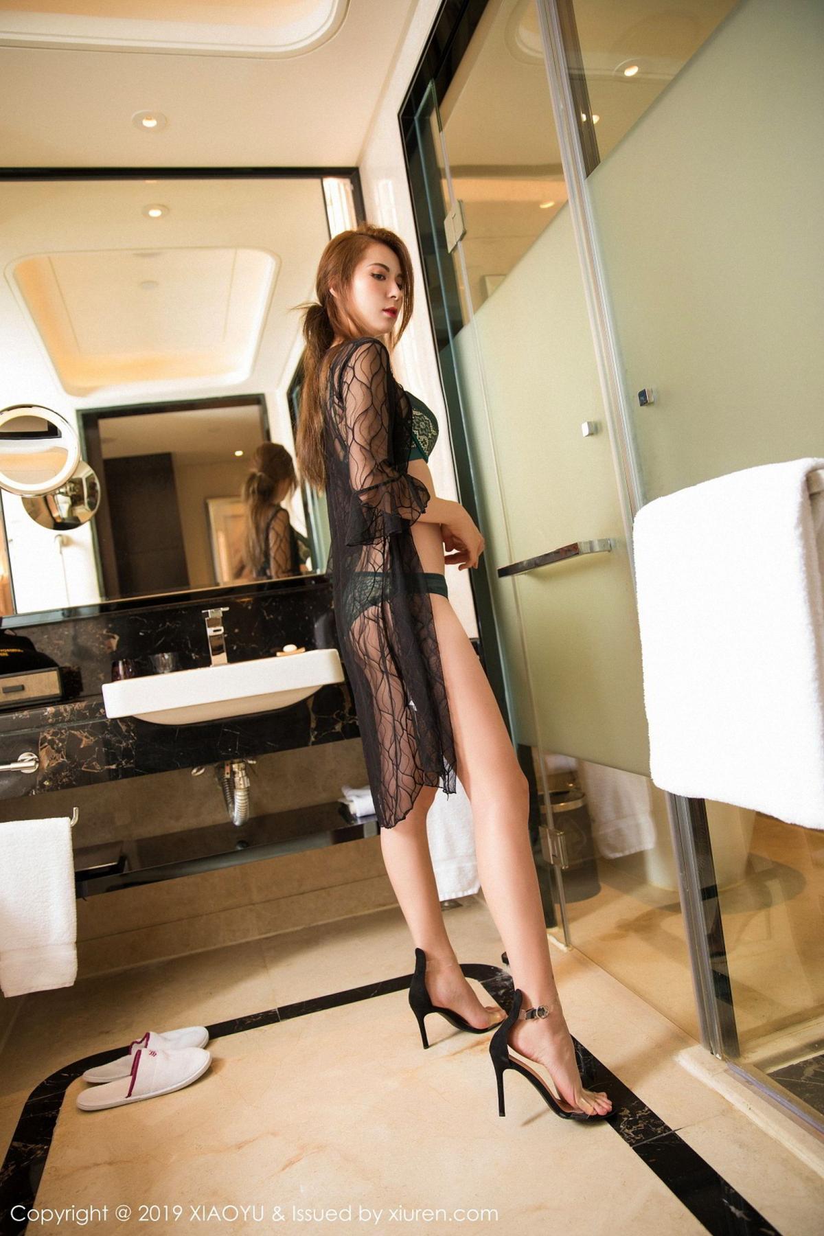 [XiaoYu] Vol.033 Chen Liang Ling 23P, Chen Liang Ling, Tall, Underwear, XiaoYu