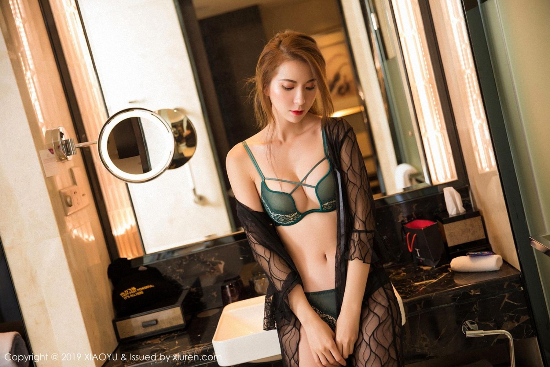 [XiaoYu] Vol.033 Chen Liang Ling 25P, Chen Liang Ling, Tall, Underwear, XiaoYu