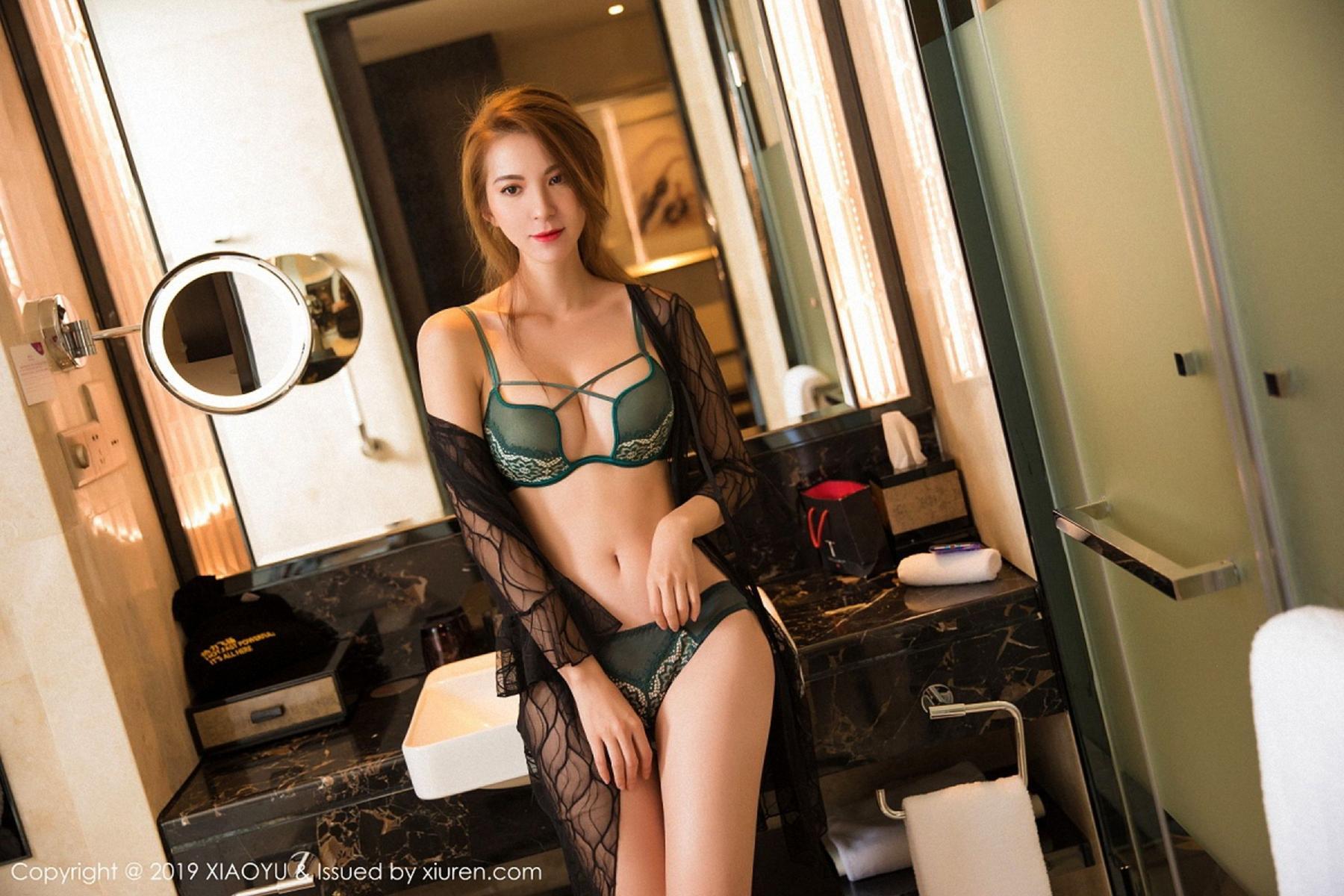 [XiaoYu] Vol.033 Chen Liang Ling 27P, Chen Liang Ling, Tall, Underwear, XiaoYu