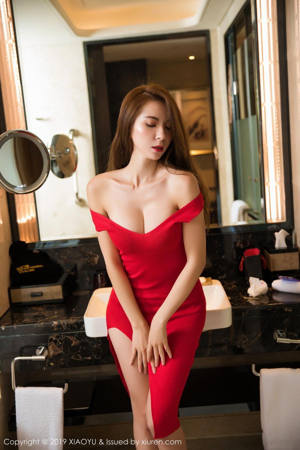 [XiaoYu] Vol.033 Chen Liang Ling 2P, Chen Liang Ling, Tall, Underwear, XiaoYu