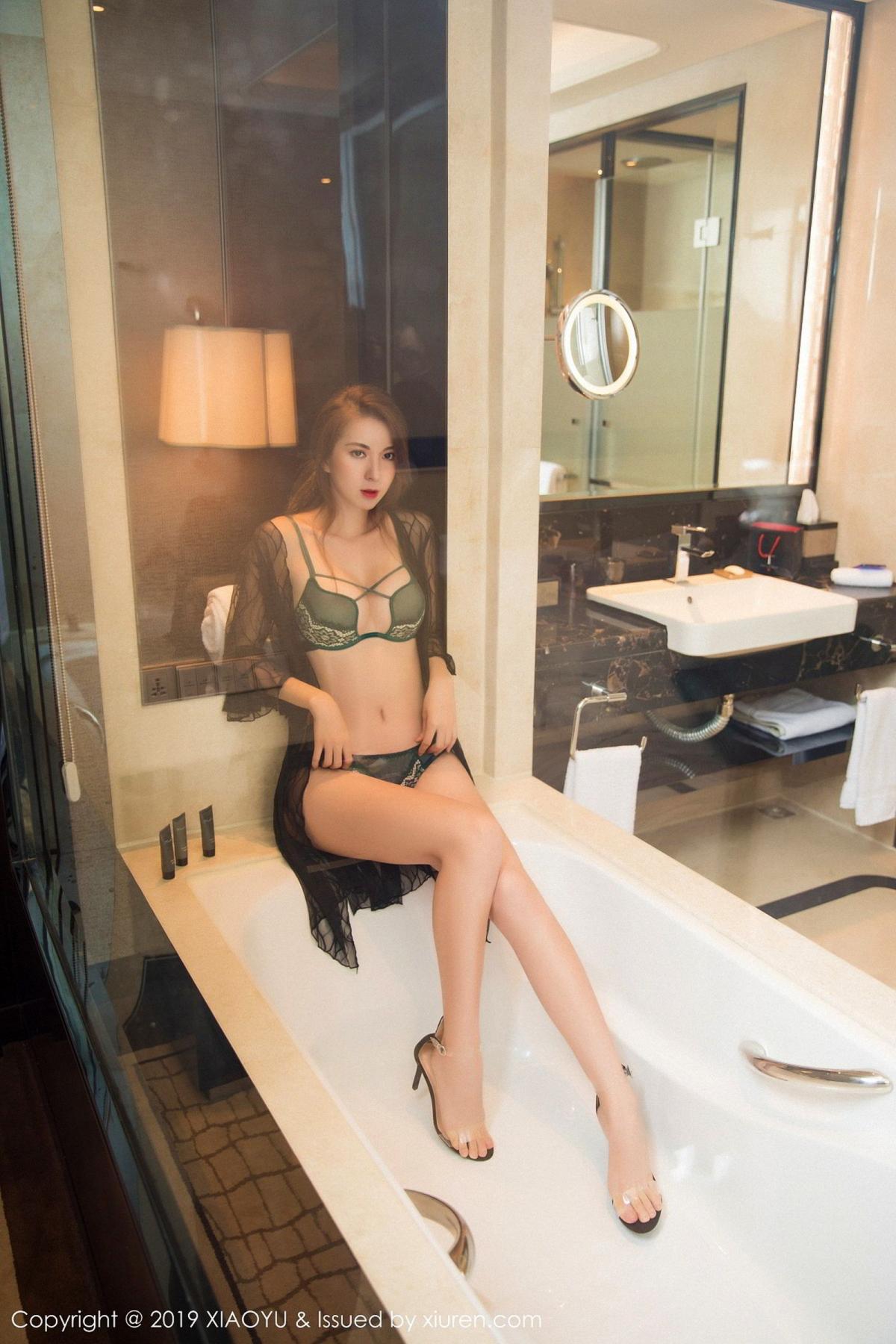 [XiaoYu] Vol.033 Chen Liang Ling 30P, Chen Liang Ling, Tall, Underwear, XiaoYu