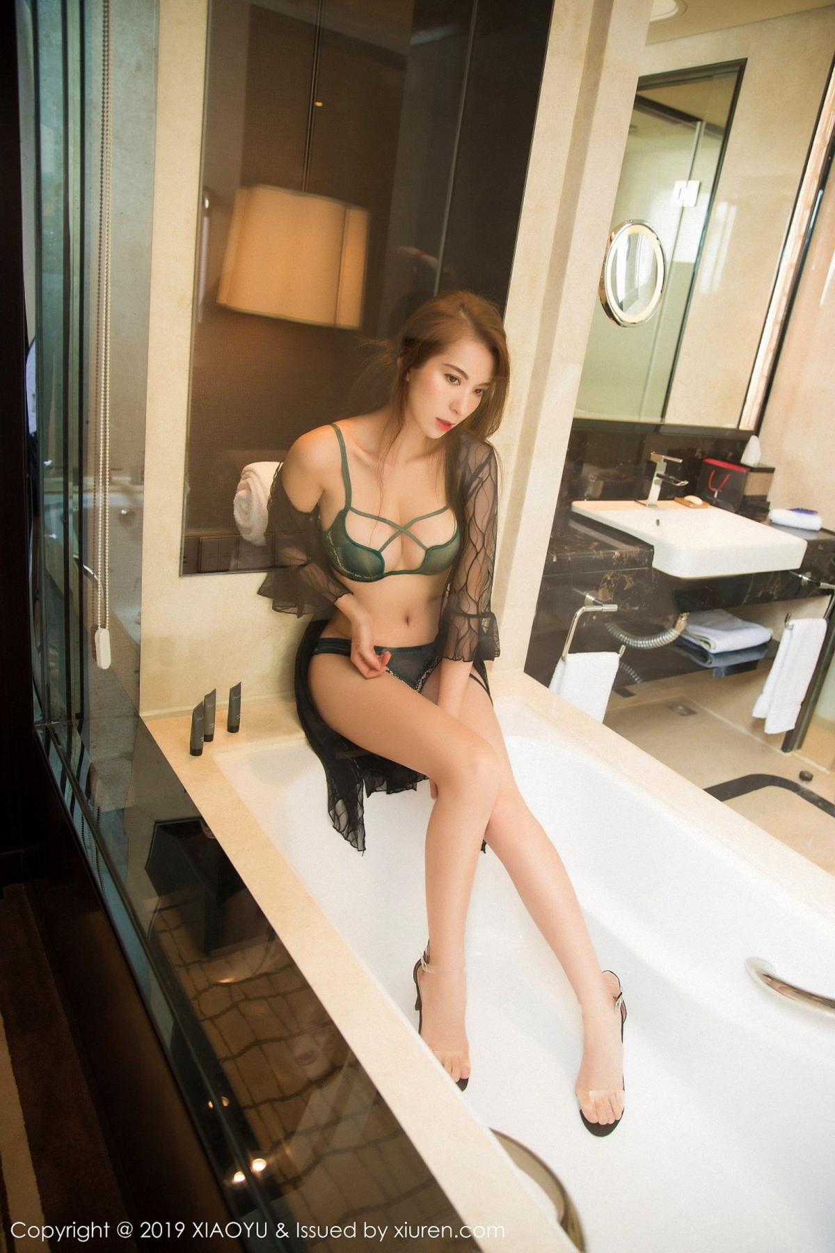 [XiaoYu] Vol.033 Chen Liang Ling 31P, Chen Liang Ling, Tall, Underwear, XiaoYu
