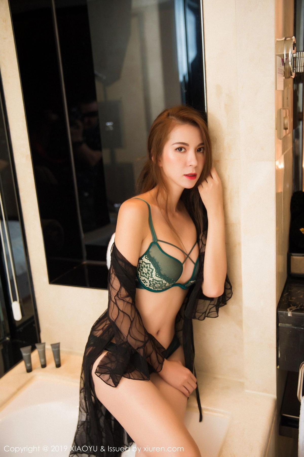 [XiaoYu] Vol.033 Chen Liang Ling 36P, Chen Liang Ling, Tall, Underwear, XiaoYu