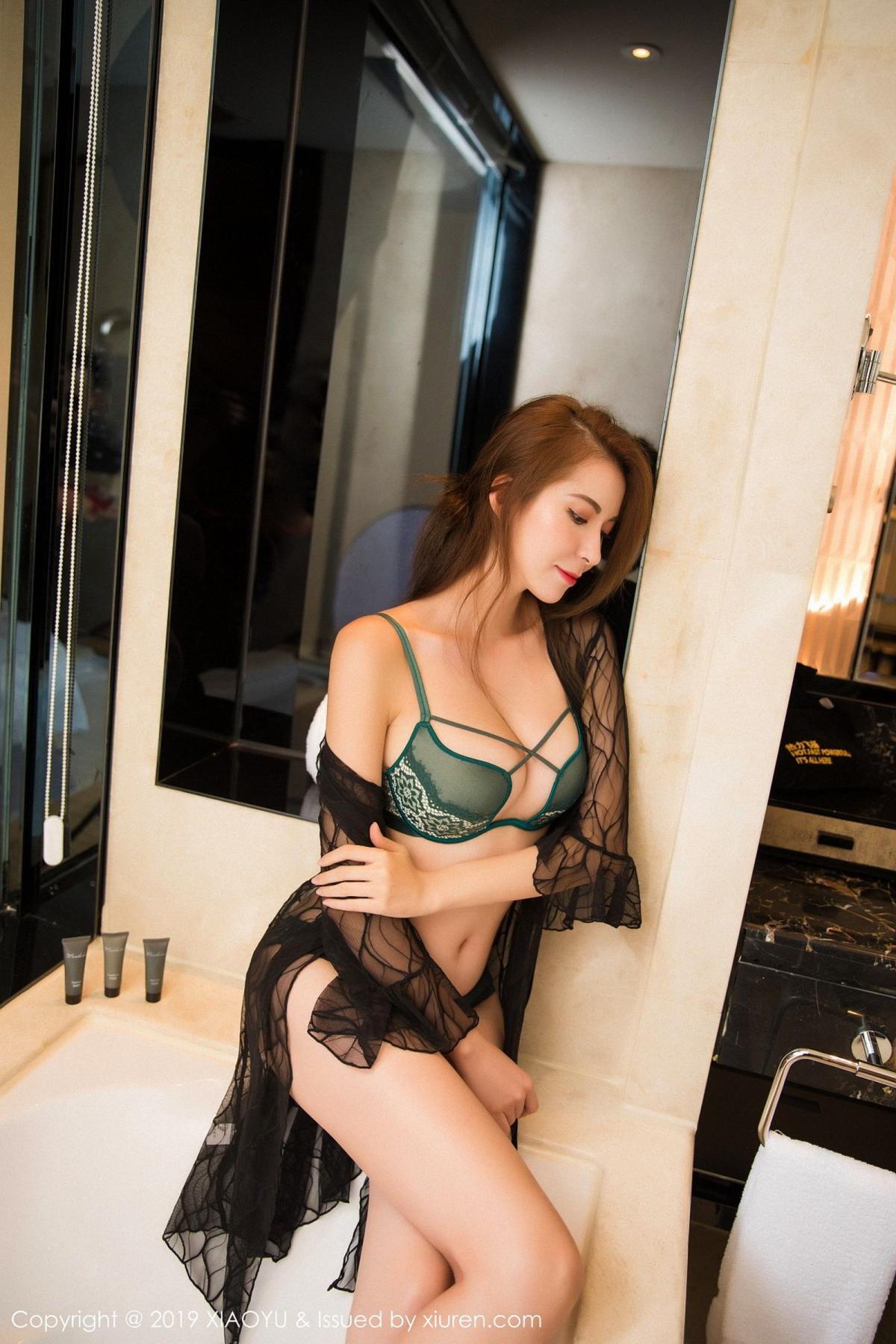 [XiaoYu] Vol.033 Chen Liang Ling 37P, Chen Liang Ling, Tall, Underwear, XiaoYu