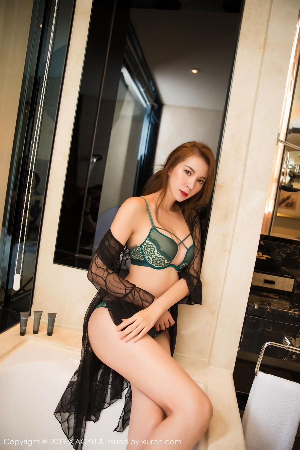[XiaoYu] Vol.033 Chen Liang Ling 39P, Chen Liang Ling, Tall, Underwear, XiaoYu