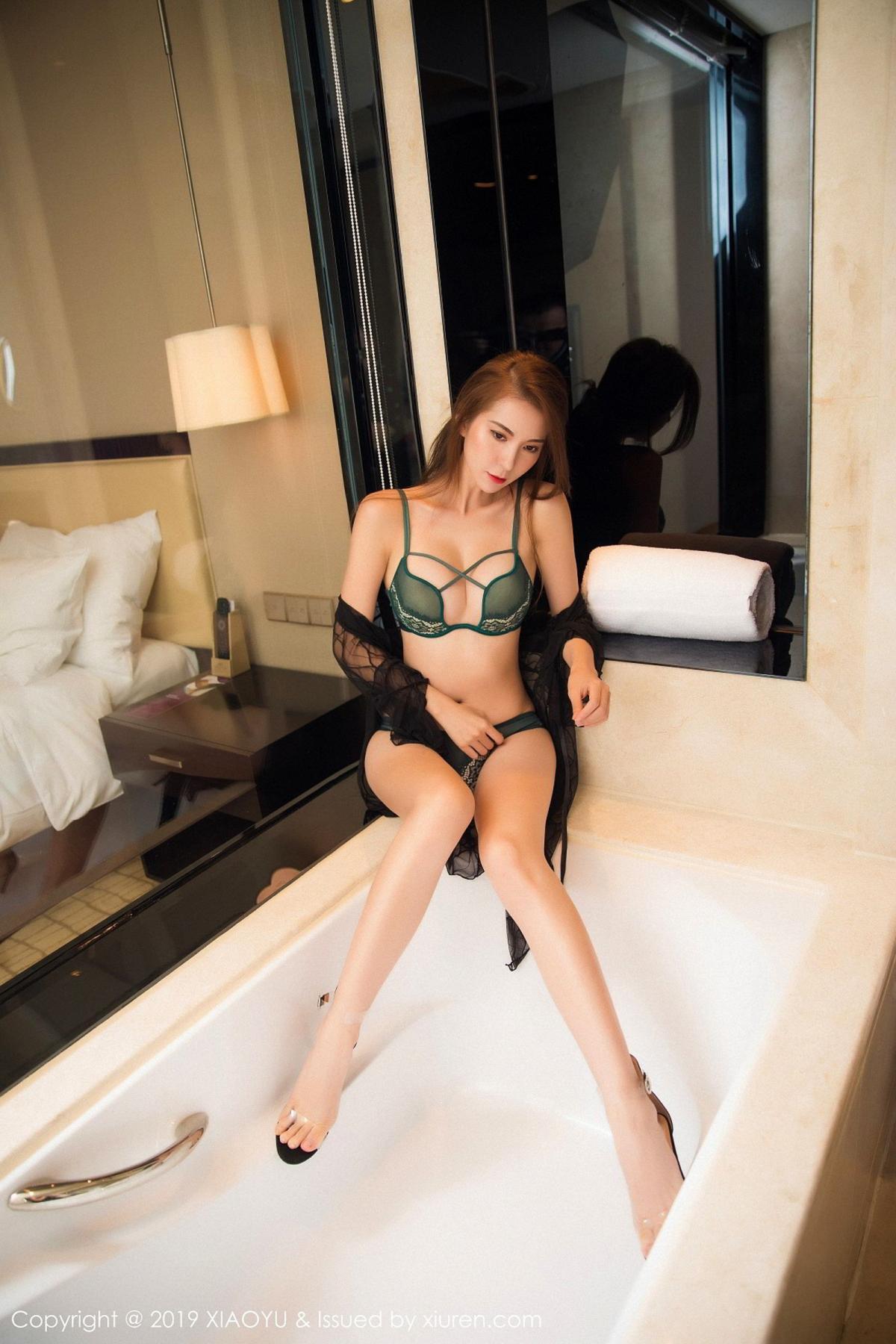 [XiaoYu] Vol.033 Chen Liang Ling 42P, Chen Liang Ling, Tall, Underwear, XiaoYu