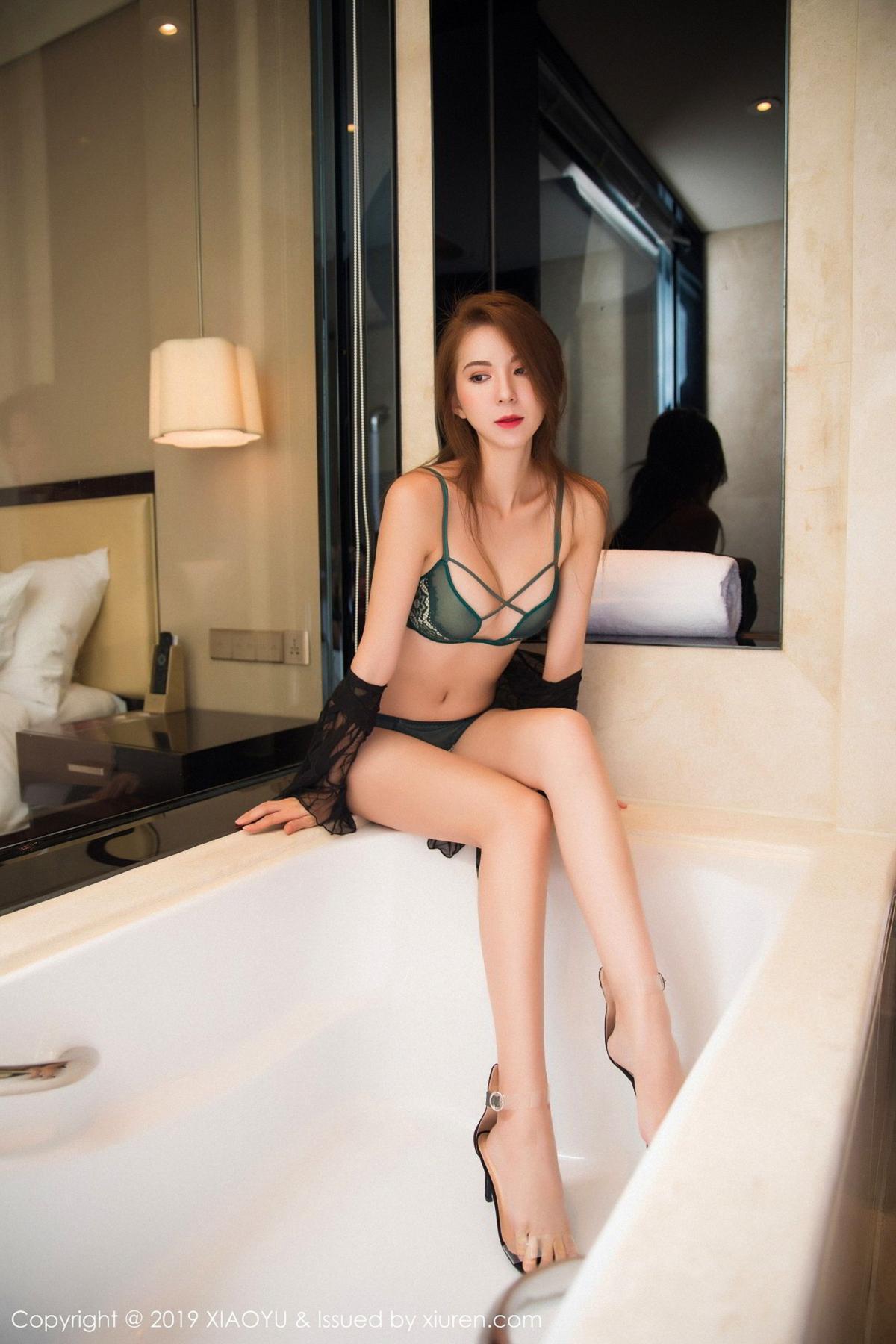 [XiaoYu] Vol.033 Chen Liang Ling 45P, Chen Liang Ling, Tall, Underwear, XiaoYu