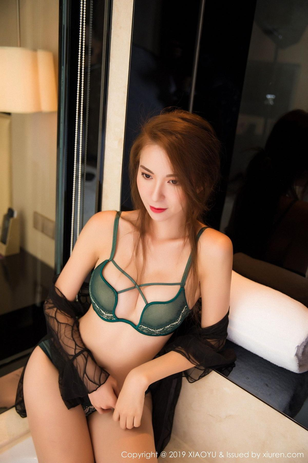 [XiaoYu] Vol.033 Chen Liang Ling 47P, Chen Liang Ling, Tall, Underwear, XiaoYu