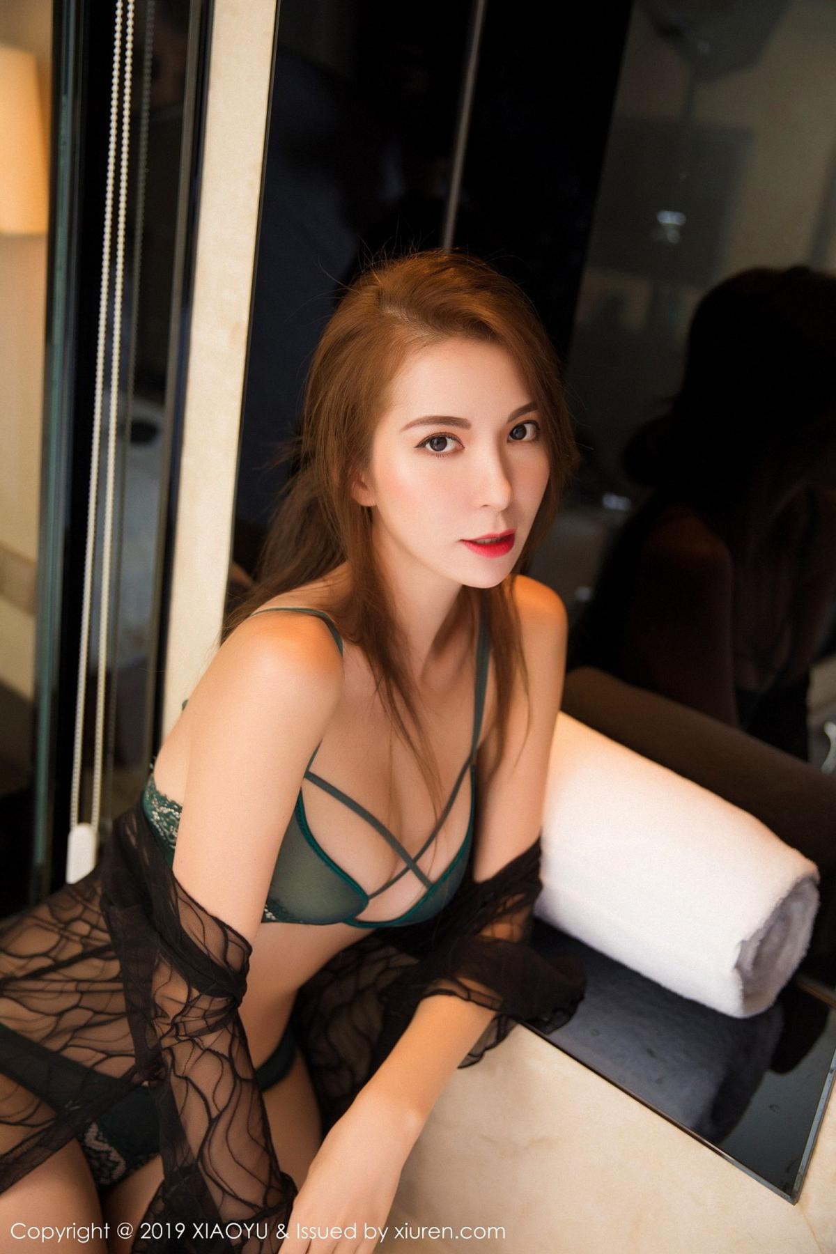 [XiaoYu] Vol.033 Chen Liang Ling 48P, Chen Liang Ling, Tall, Underwear, XiaoYu