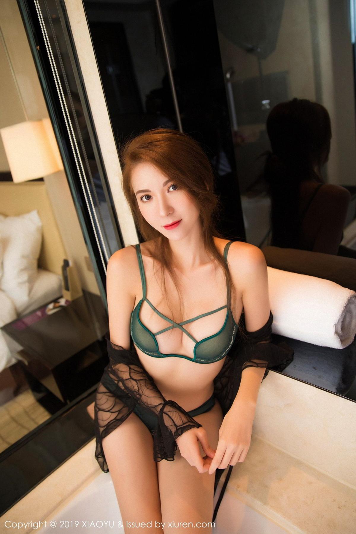 [XiaoYu] Vol.033 Chen Liang Ling 49P, Chen Liang Ling, Tall, Underwear, XiaoYu