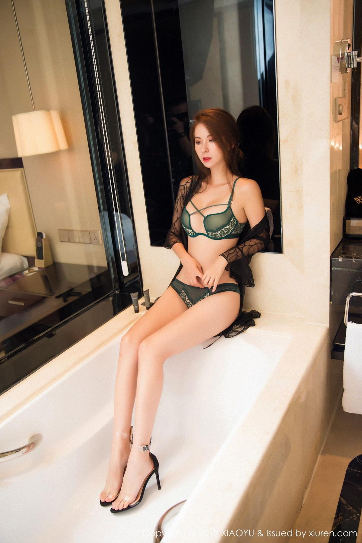 [XiaoYu] Vol.033 Chen Liang Ling 51P, Chen Liang Ling, Tall, Underwear, XiaoYu