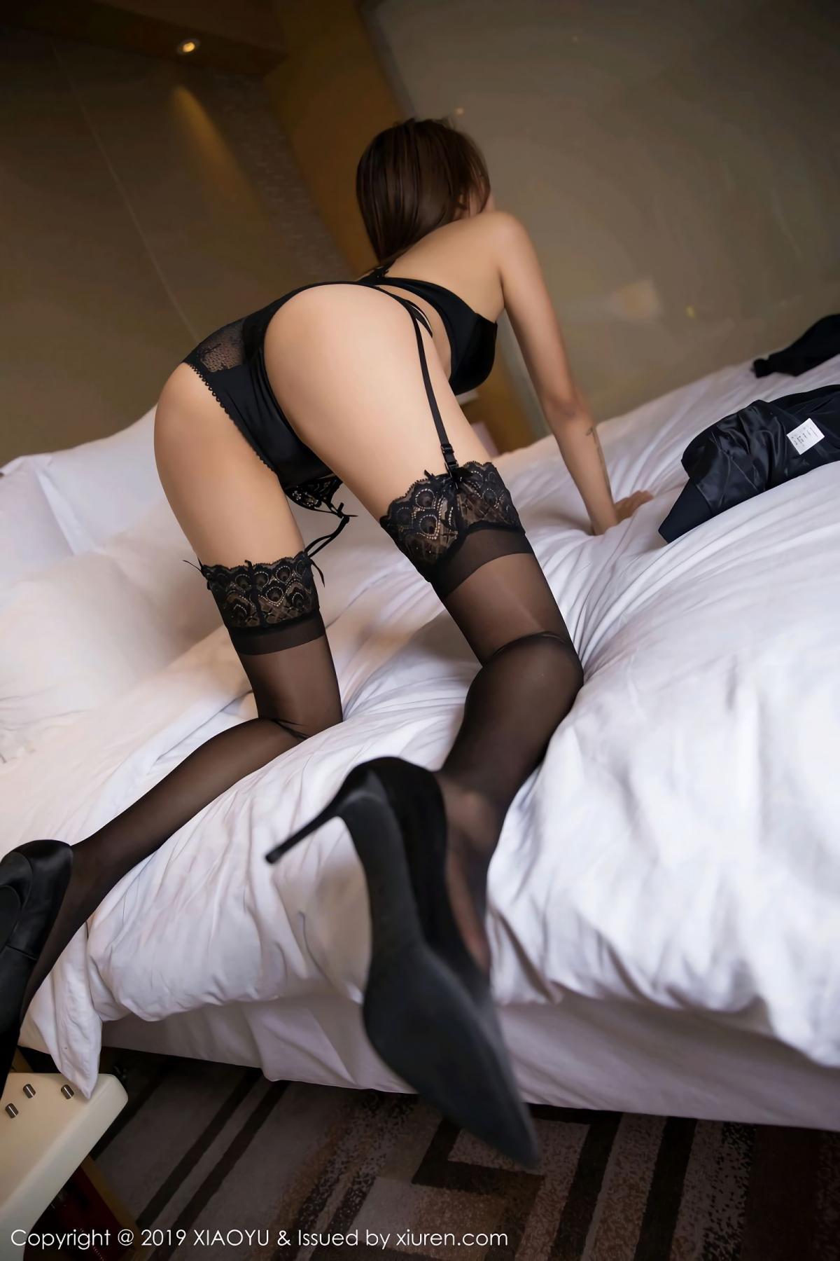 [XiaoYu] Vol.037 Miko Jiang 12P, Miko Jiang, Slim, Tall, Underwear, XiaoYu