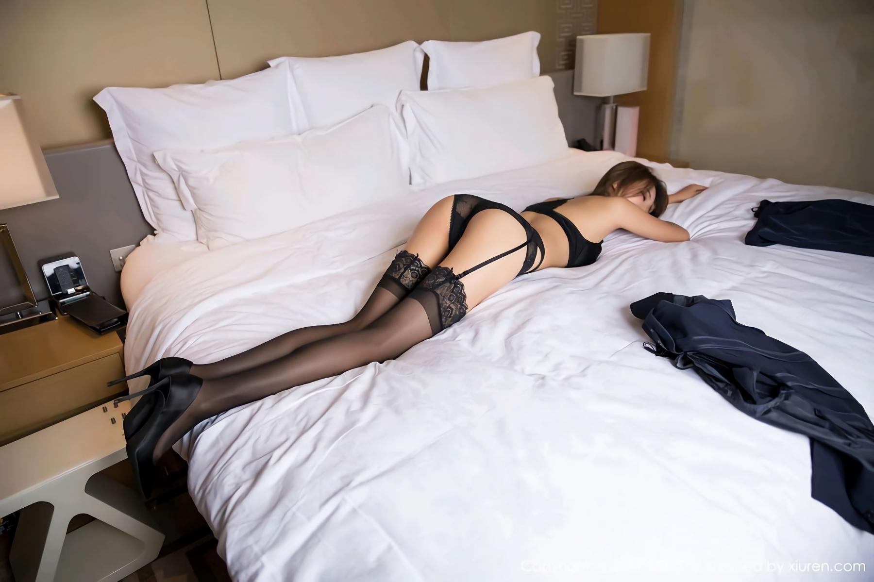 [XiaoYu] Vol.037 Miko Jiang 14P, Miko Jiang, Slim, Tall, Underwear, XiaoYu