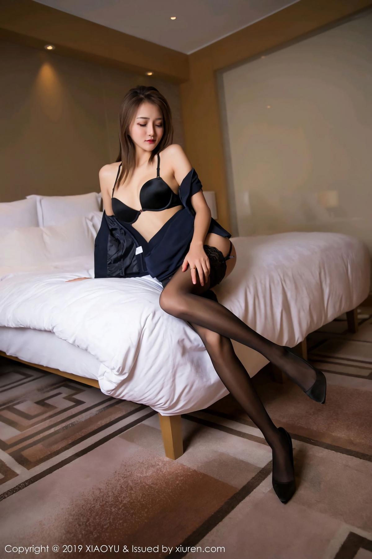 [XiaoYu] Vol.037 Miko Jiang 23P, Miko Jiang, Slim, Tall, Underwear, XiaoYu