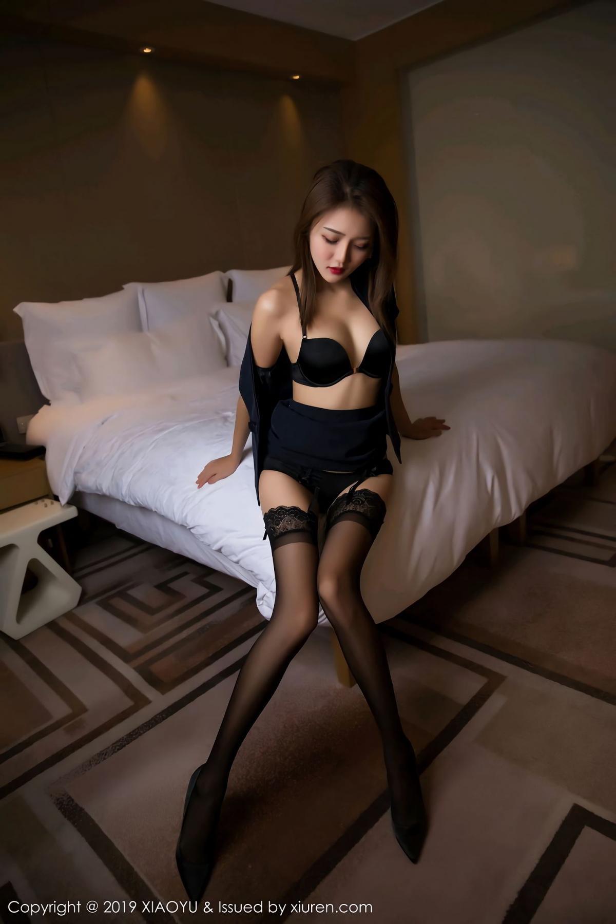 [XiaoYu] Vol.037 Miko Jiang 32P, Miko Jiang, Slim, Tall, Underwear, XiaoYu