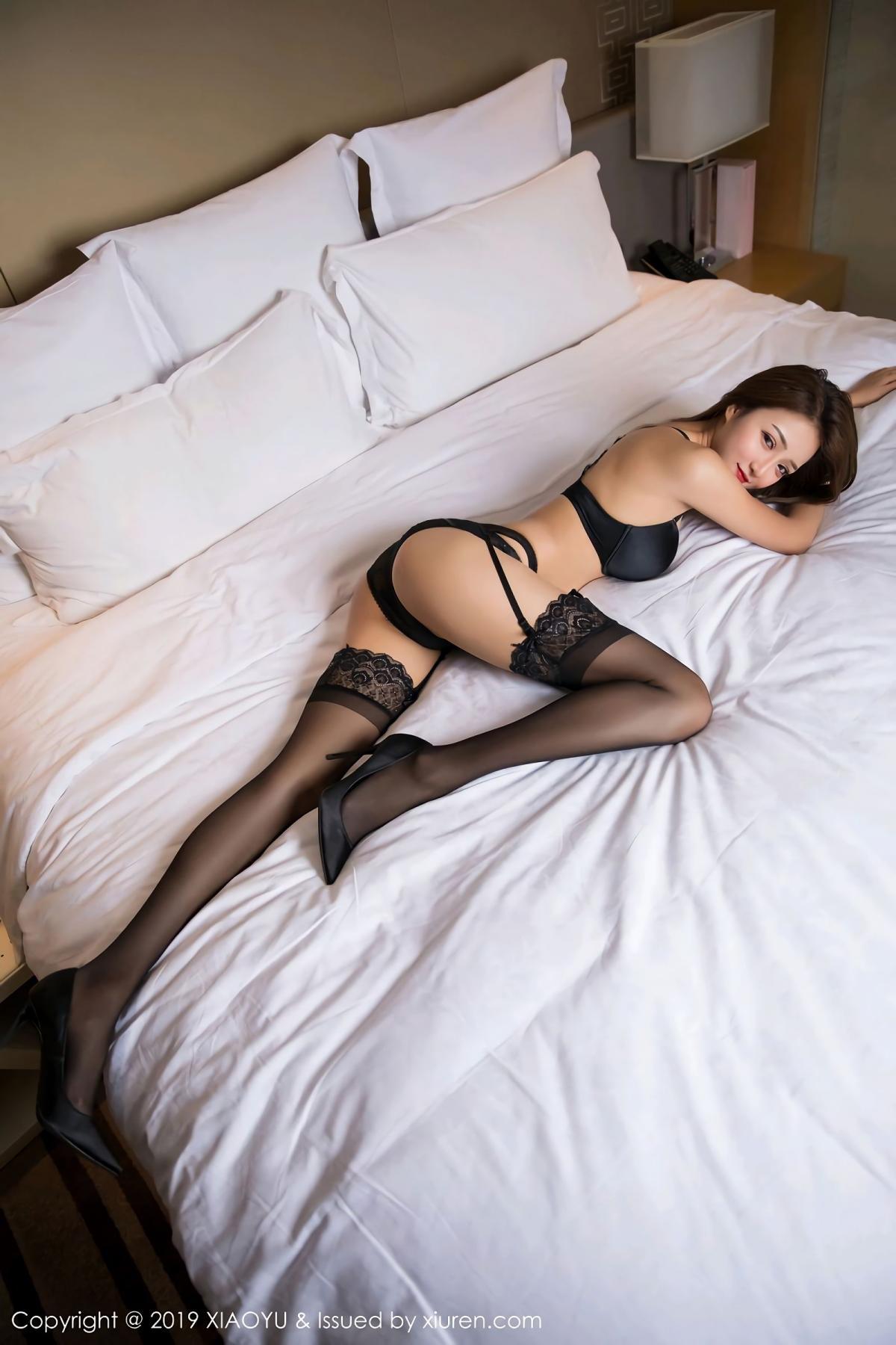 [XiaoYu] Vol.037 Miko Jiang 43P, Miko Jiang, Slim, Tall, Underwear, XiaoYu
