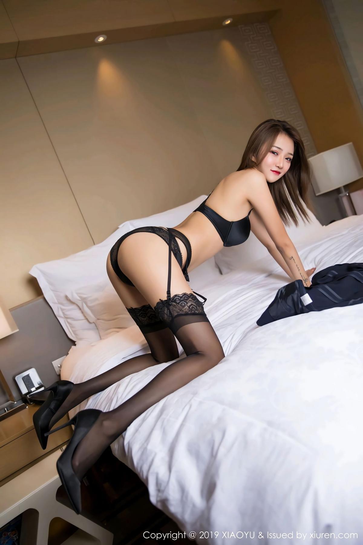 [XiaoYu] Vol.037 Miko Jiang 46P, Miko Jiang, Slim, Tall, Underwear, XiaoYu
