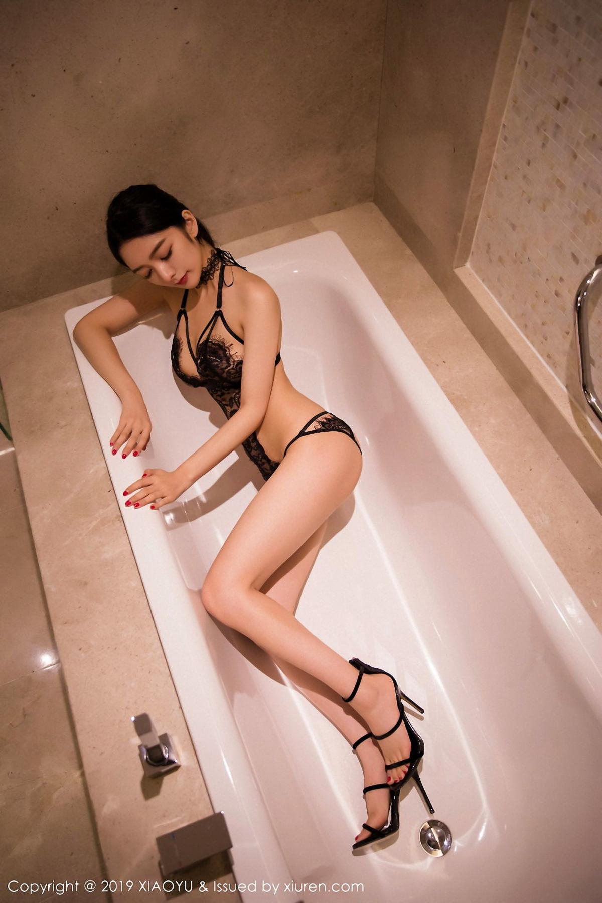 [XiaoYu] Vol.041 Di Yi 18P, Di Yi, Underwear, XiaoYu